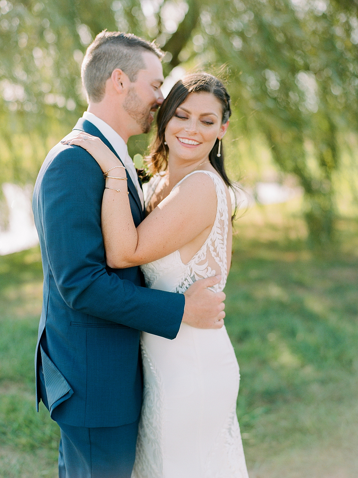 Linwood Country Club Film Wedding Photography by Magdalena Studios South Jersey Wedding Photographer 32