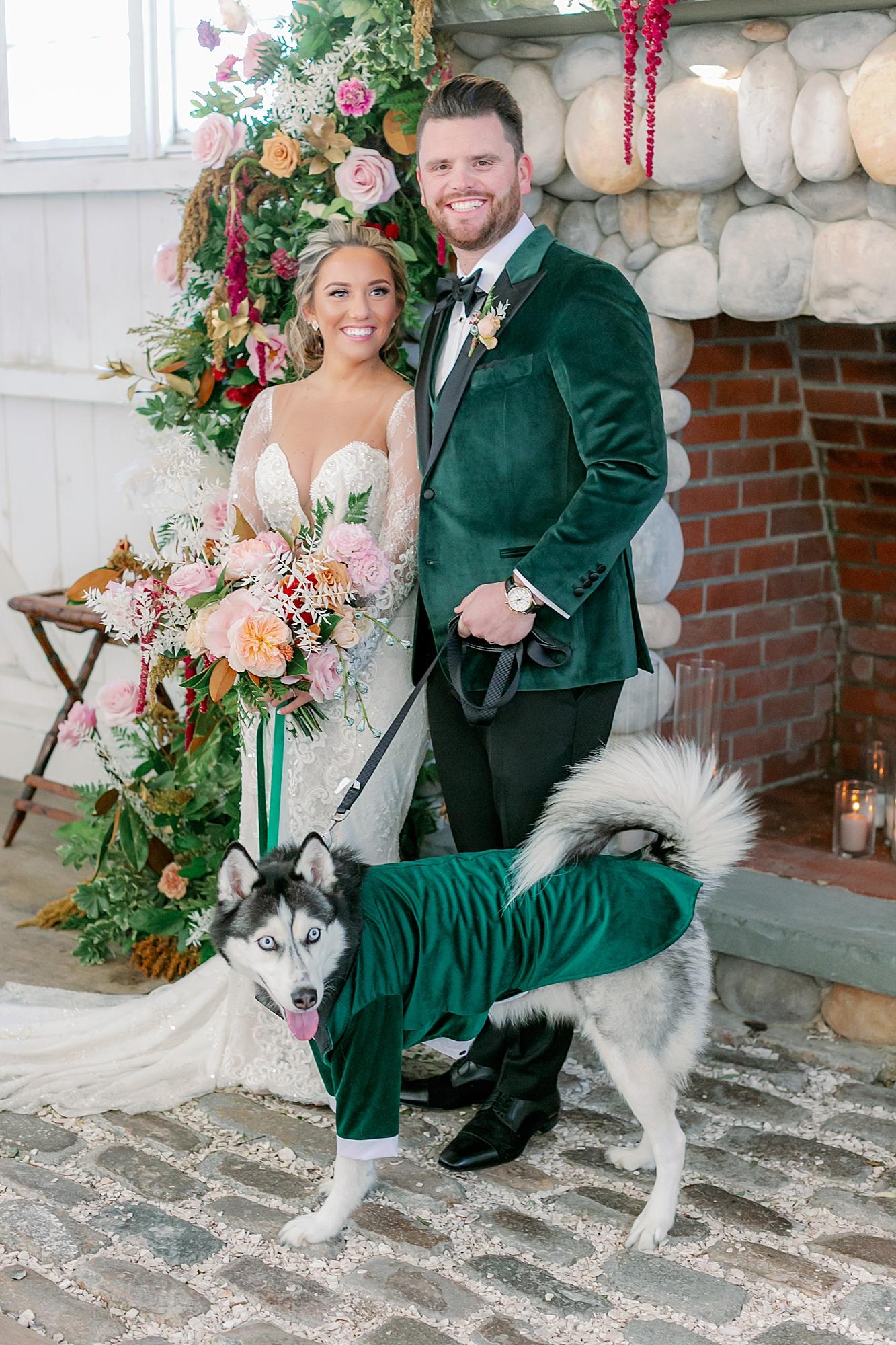 Bonnet Island Estate Film Wedding Photography by Magdalena Studios 0032