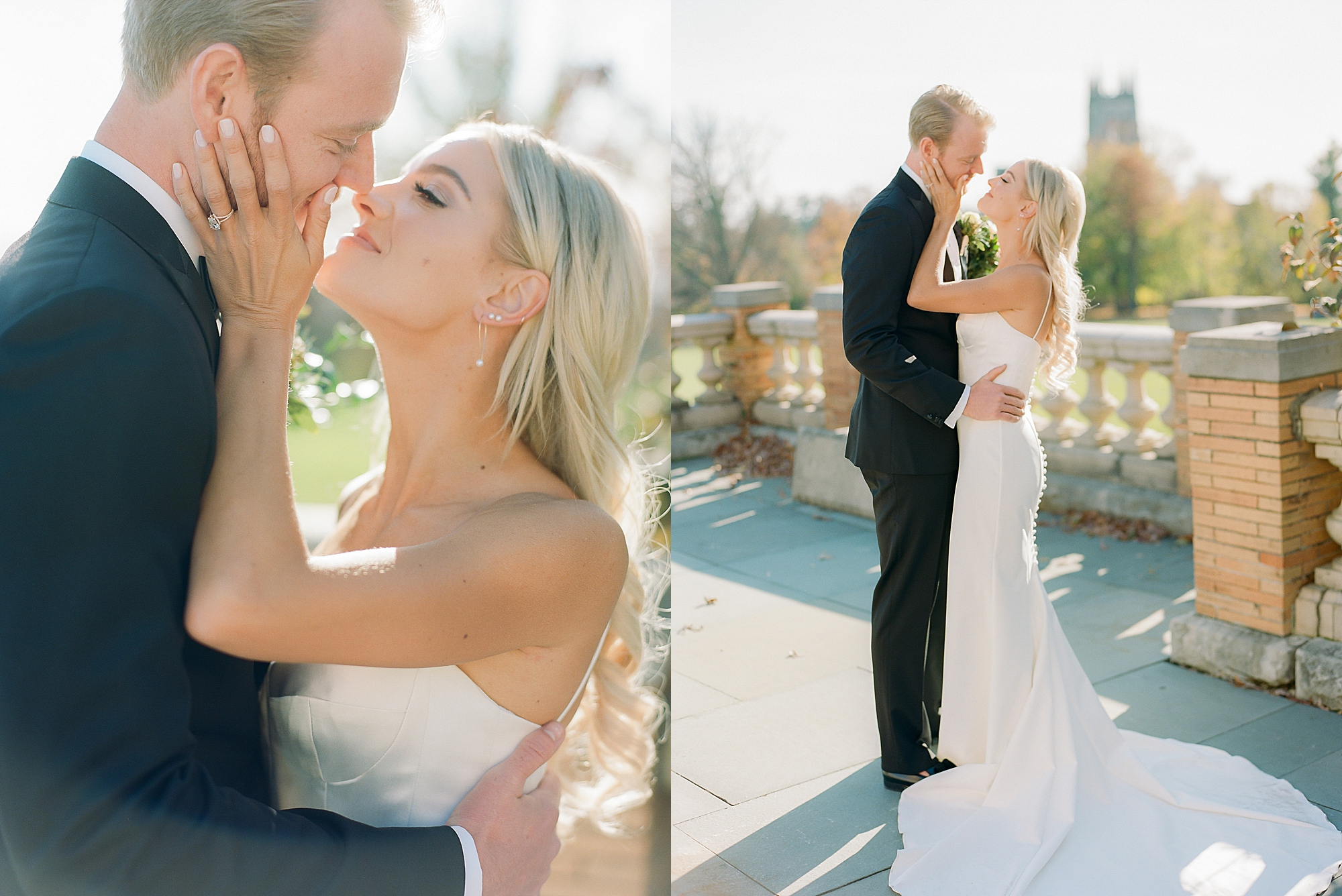 Film Wedding Photography at Cairnwood Estate by Magdalena Studios 0025