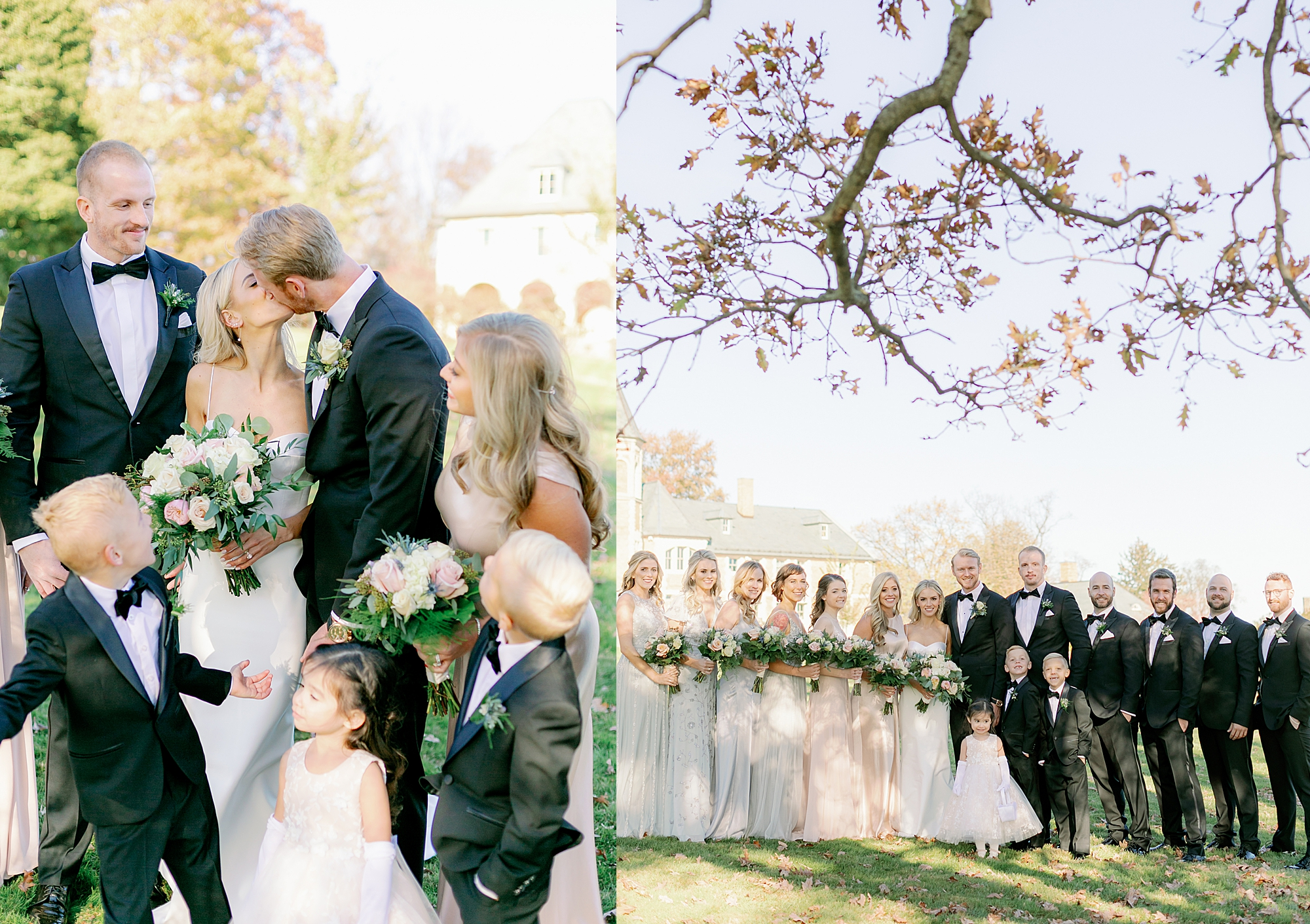Film Wedding Photography at Cairnwood Estate by Magdalena Studios 0030.