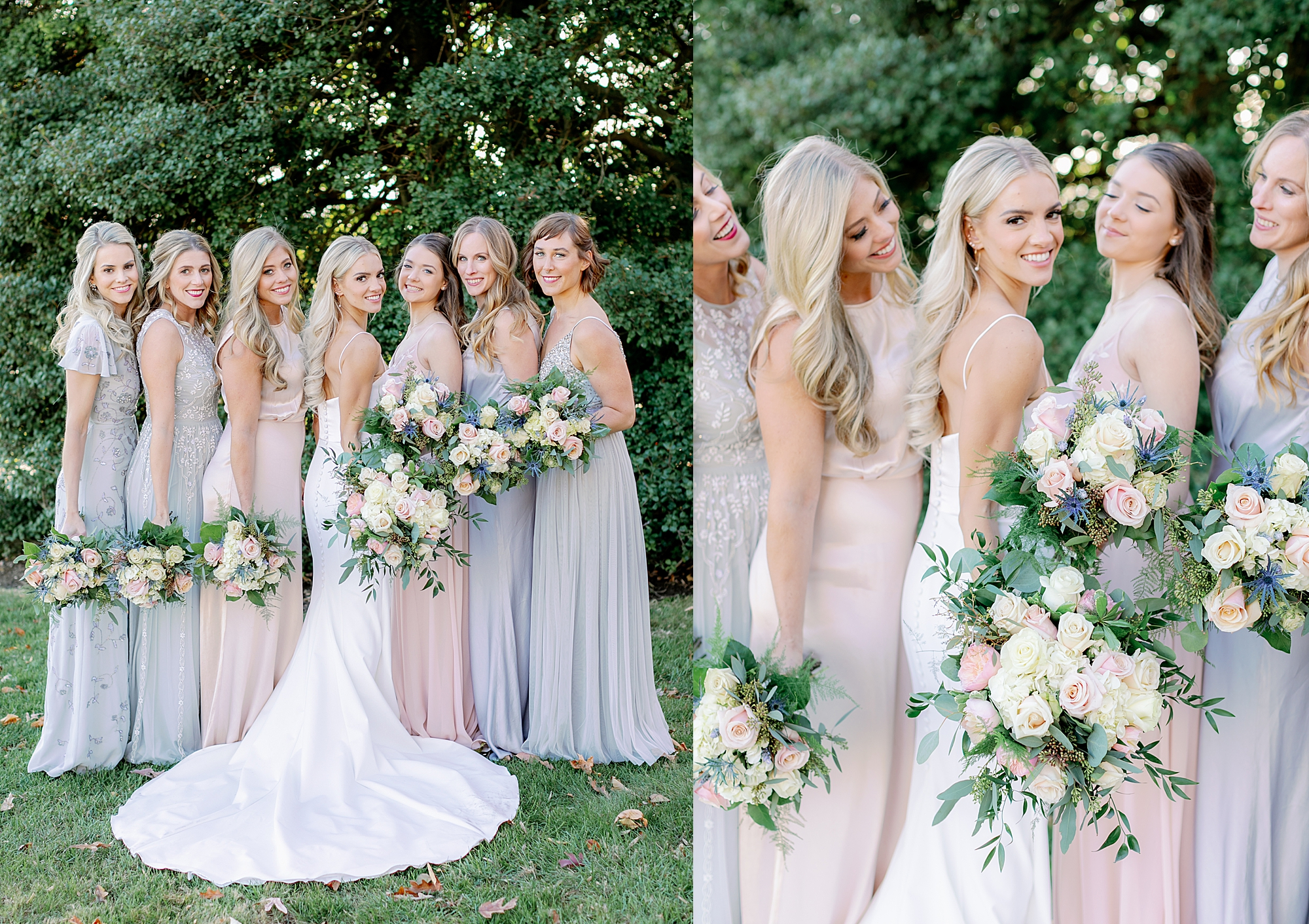Film Wedding Photography at Cairnwood Estate by Magdalena Studios 0033