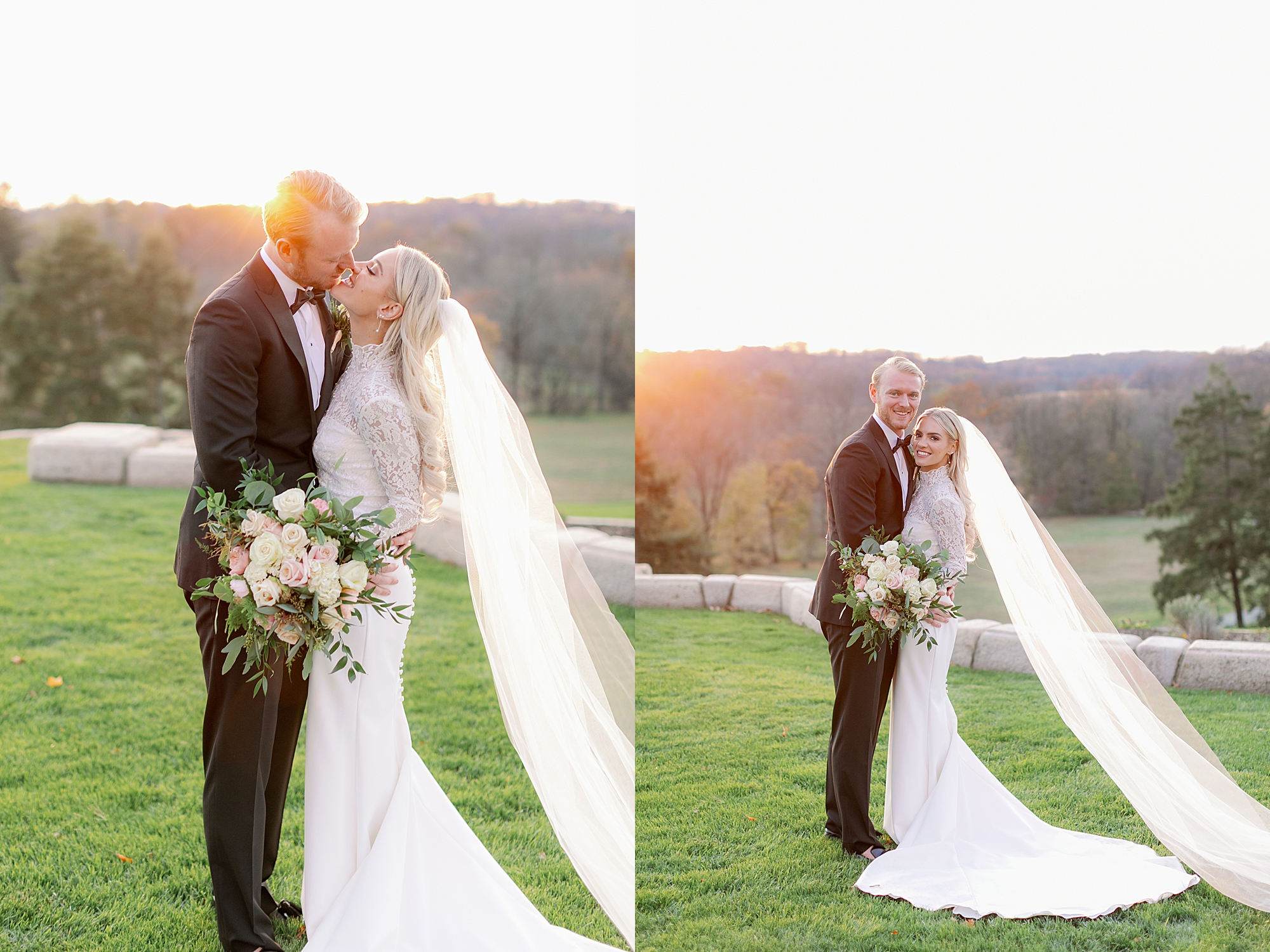 Film Wedding Photography at Cairnwood Estate by Magdalena Studios 0055