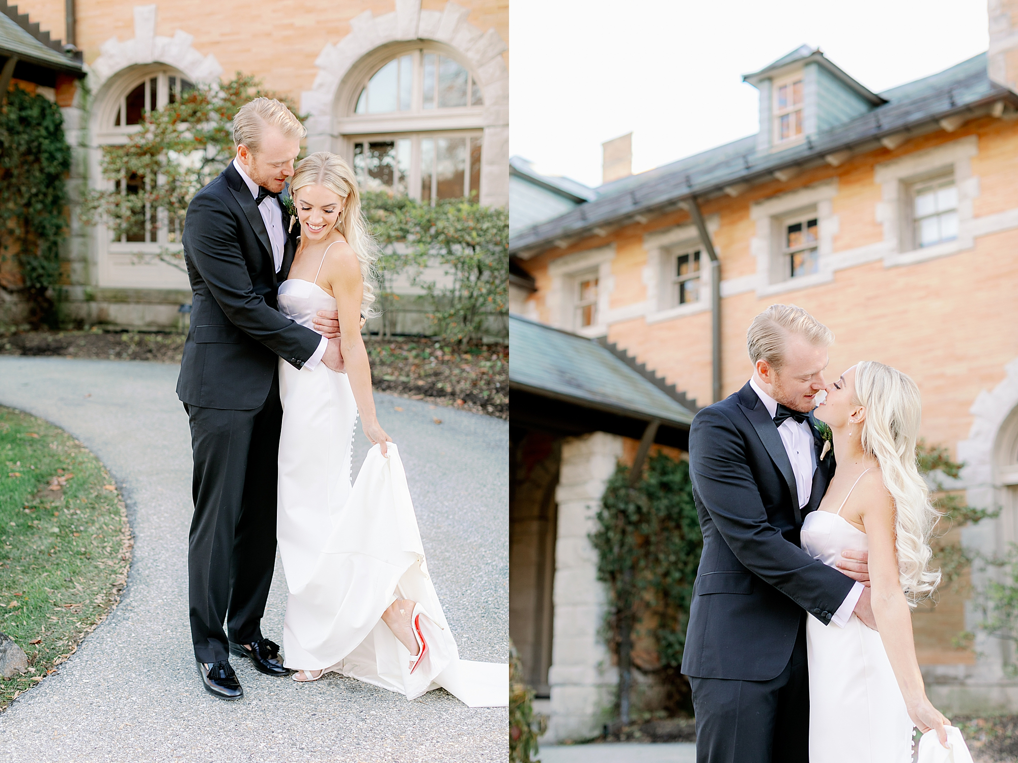 Film Wedding Photography at Cairnwood Estate by Magdalena Studios 0070