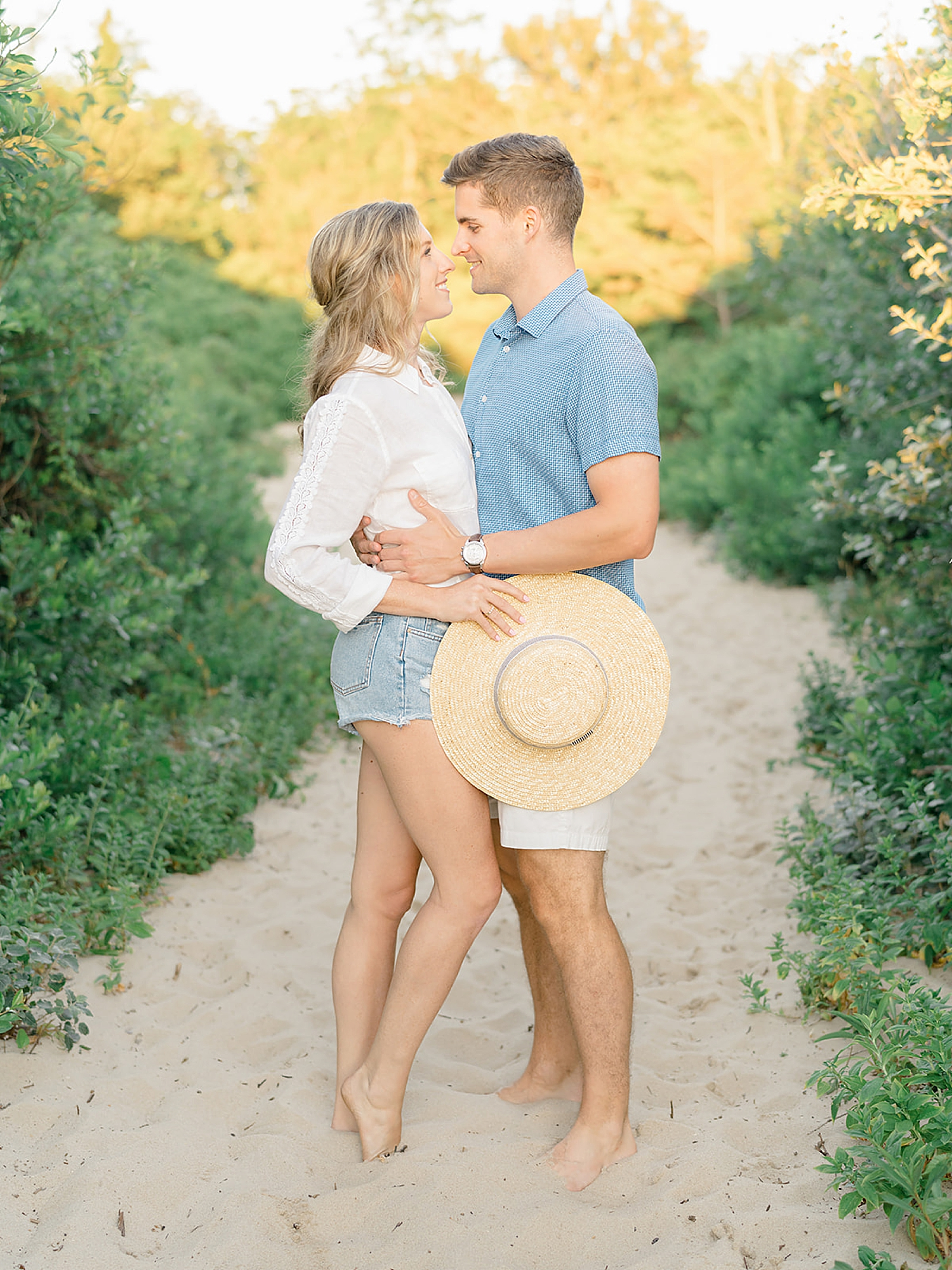 Cape May NJ Engagement Photography by Magdalena Studios 0011