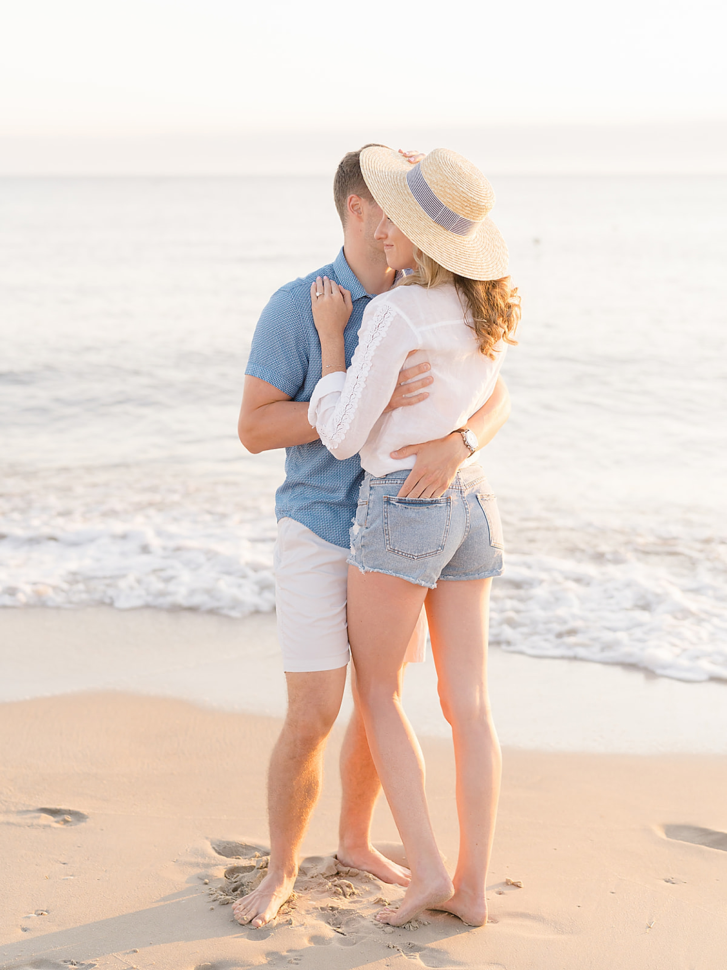 Cape May NJ Engagement Photography by Magdalena Studios 0014