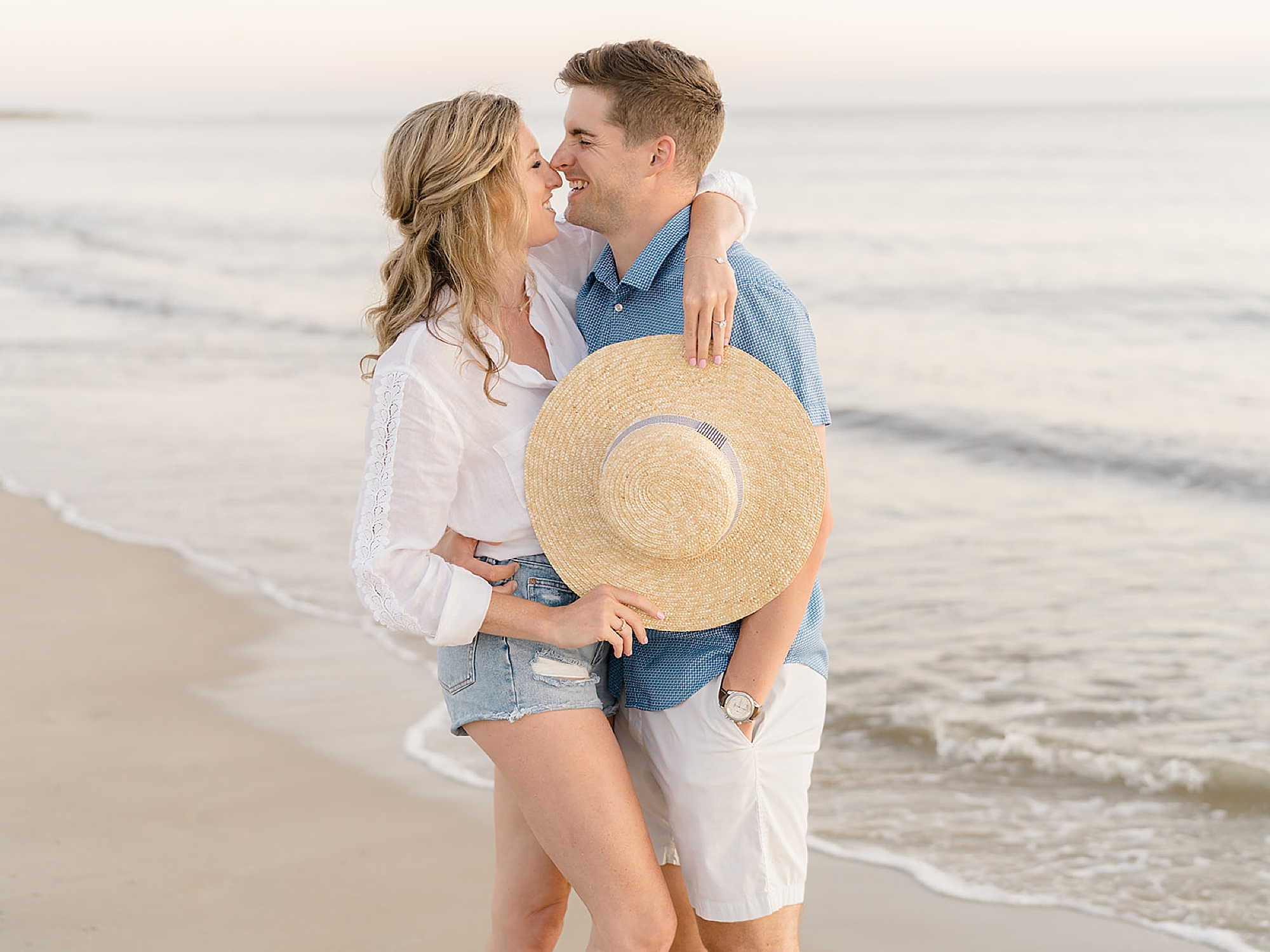 Cape May NJ Engagement Photography by Magdalena Studios 0021