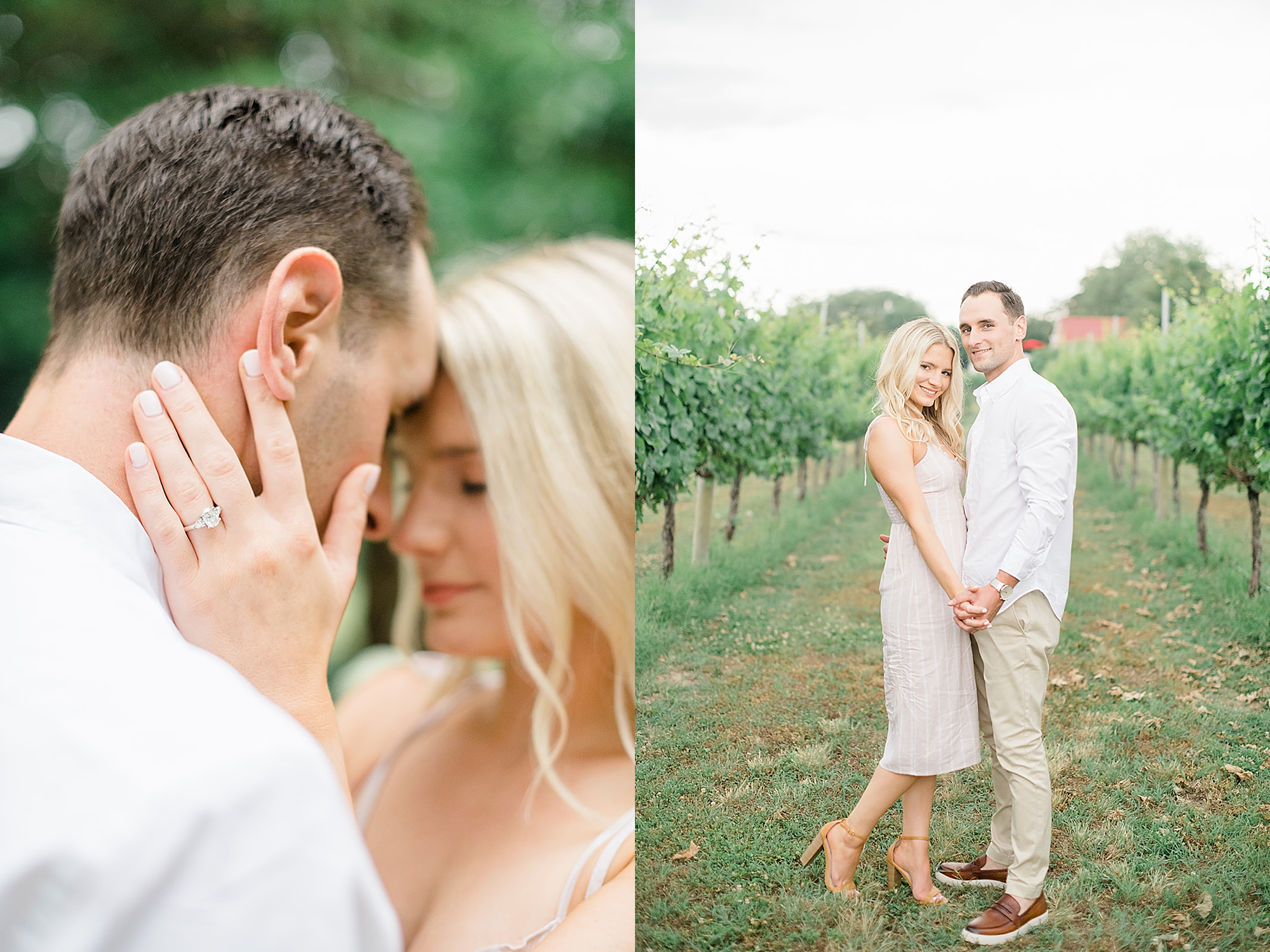 Cape May Winery New Jersey Engagement Photography by Magdalena Studios 0008