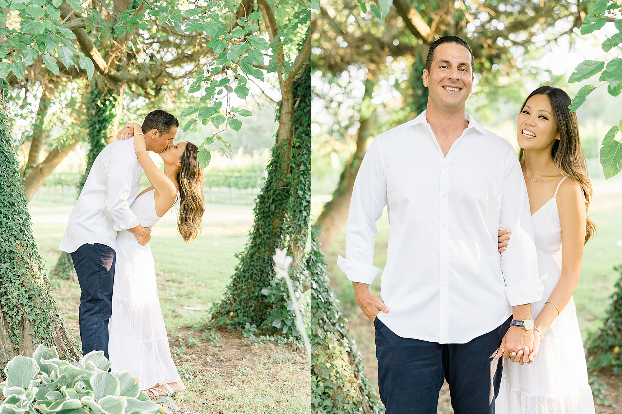Willow Creek Winery New Jersey Engagement Photography by Magdalena Studios 0002