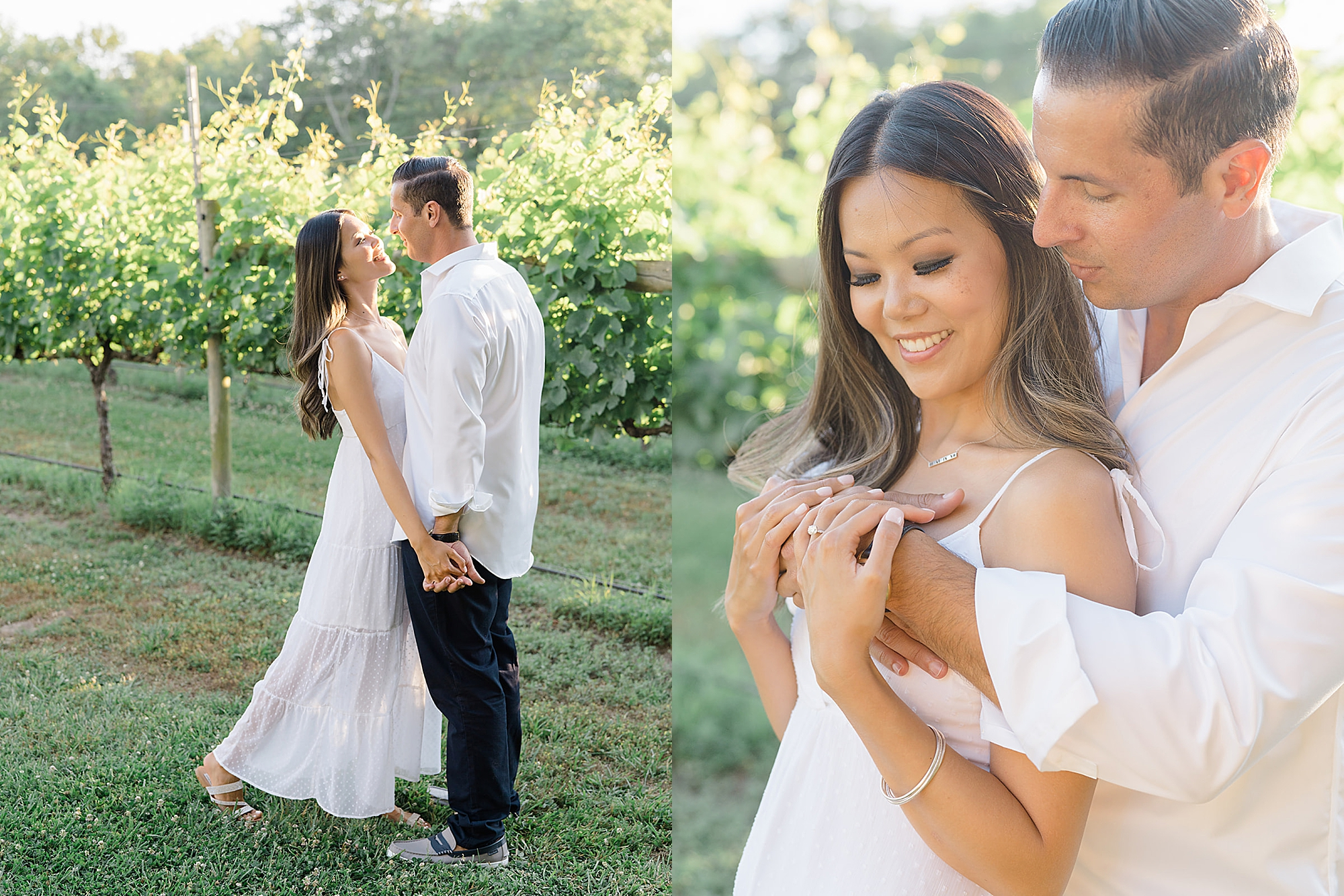 Willow Creek Winery New Jersey Engagement Photography by Magdalena Studios 0004
