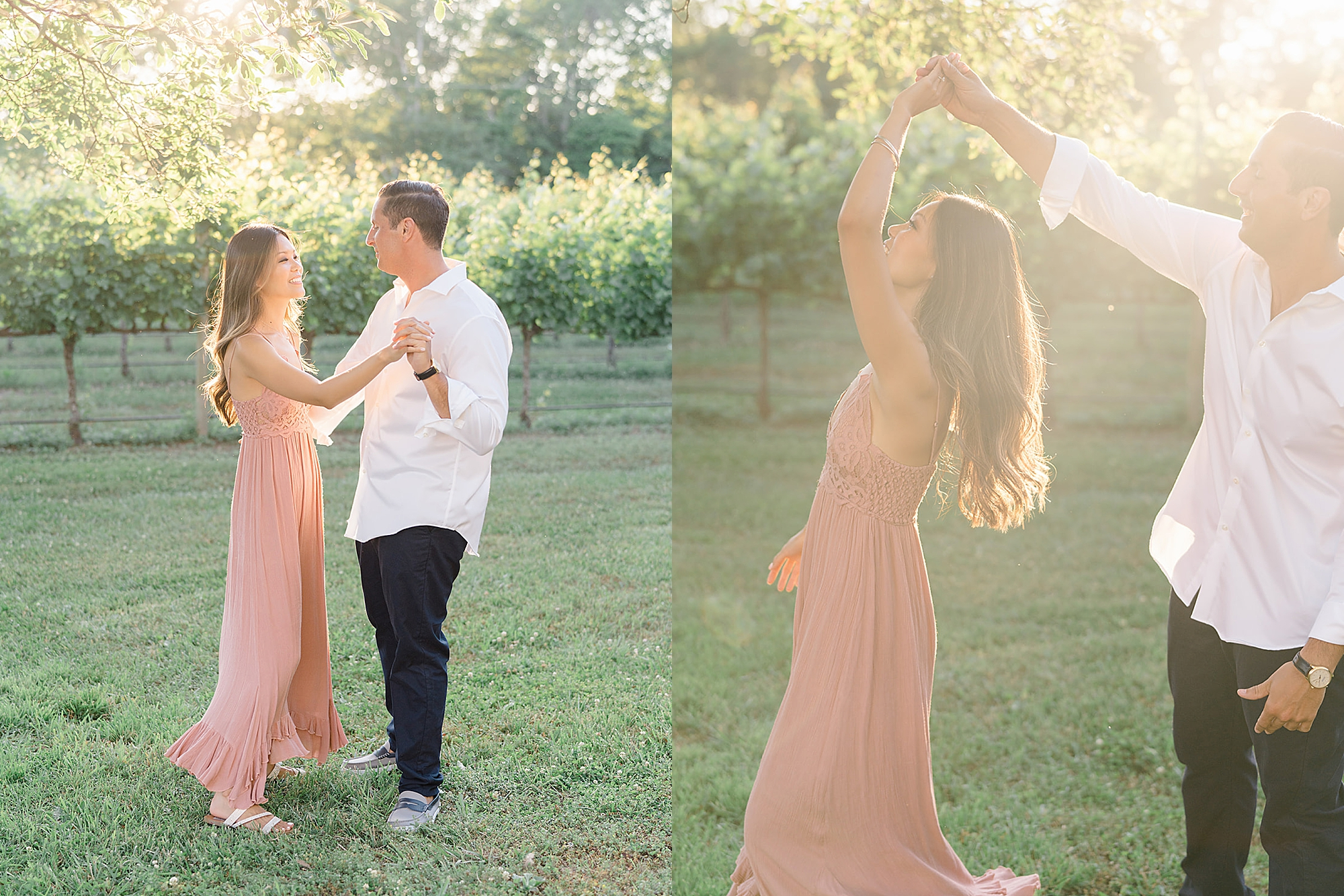 Willow Creek Winery New Jersey Engagement Photography by Magdalena Studios 0010