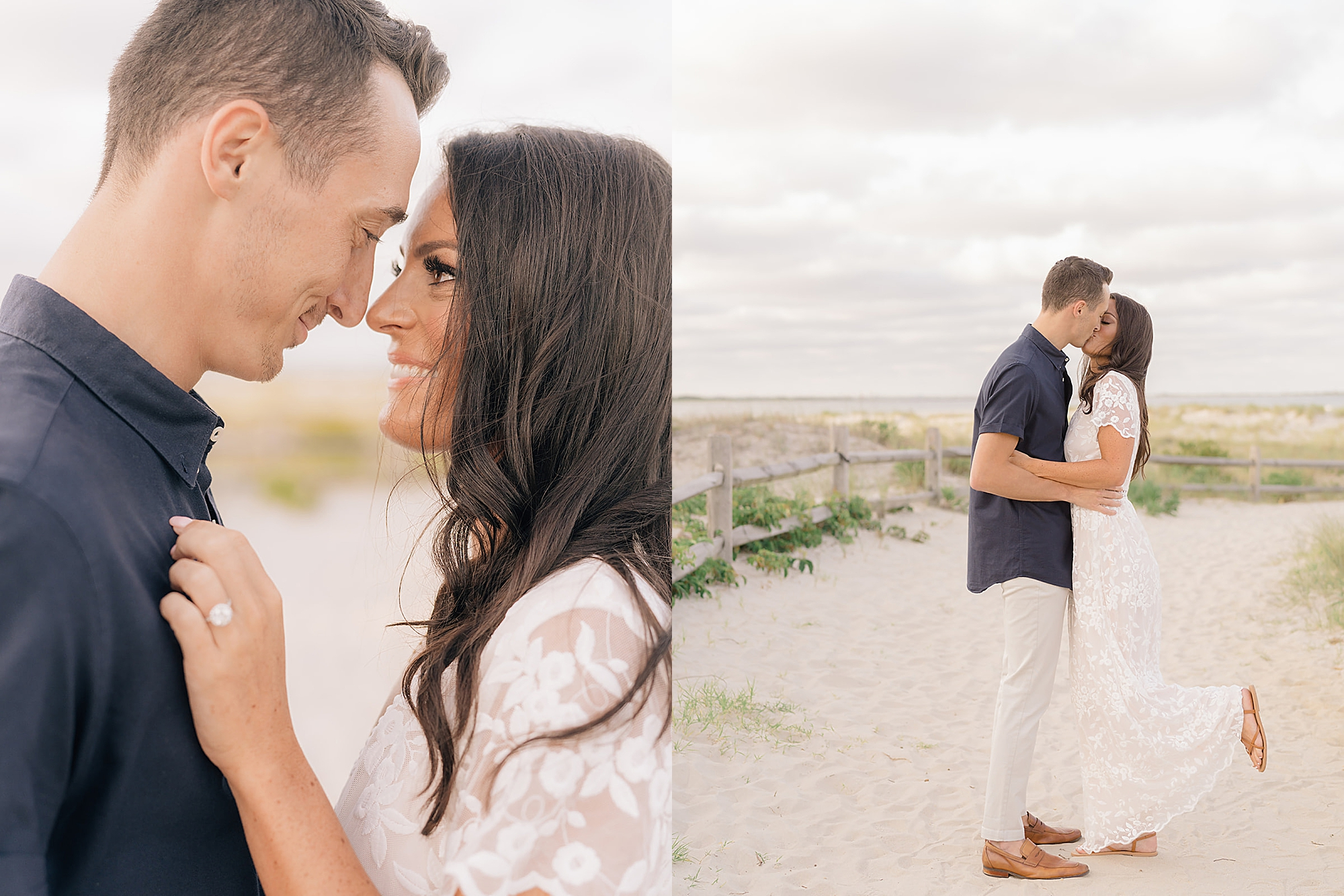 Ocean City New Jersey Engagement Photography by Magdalena Studios 0006