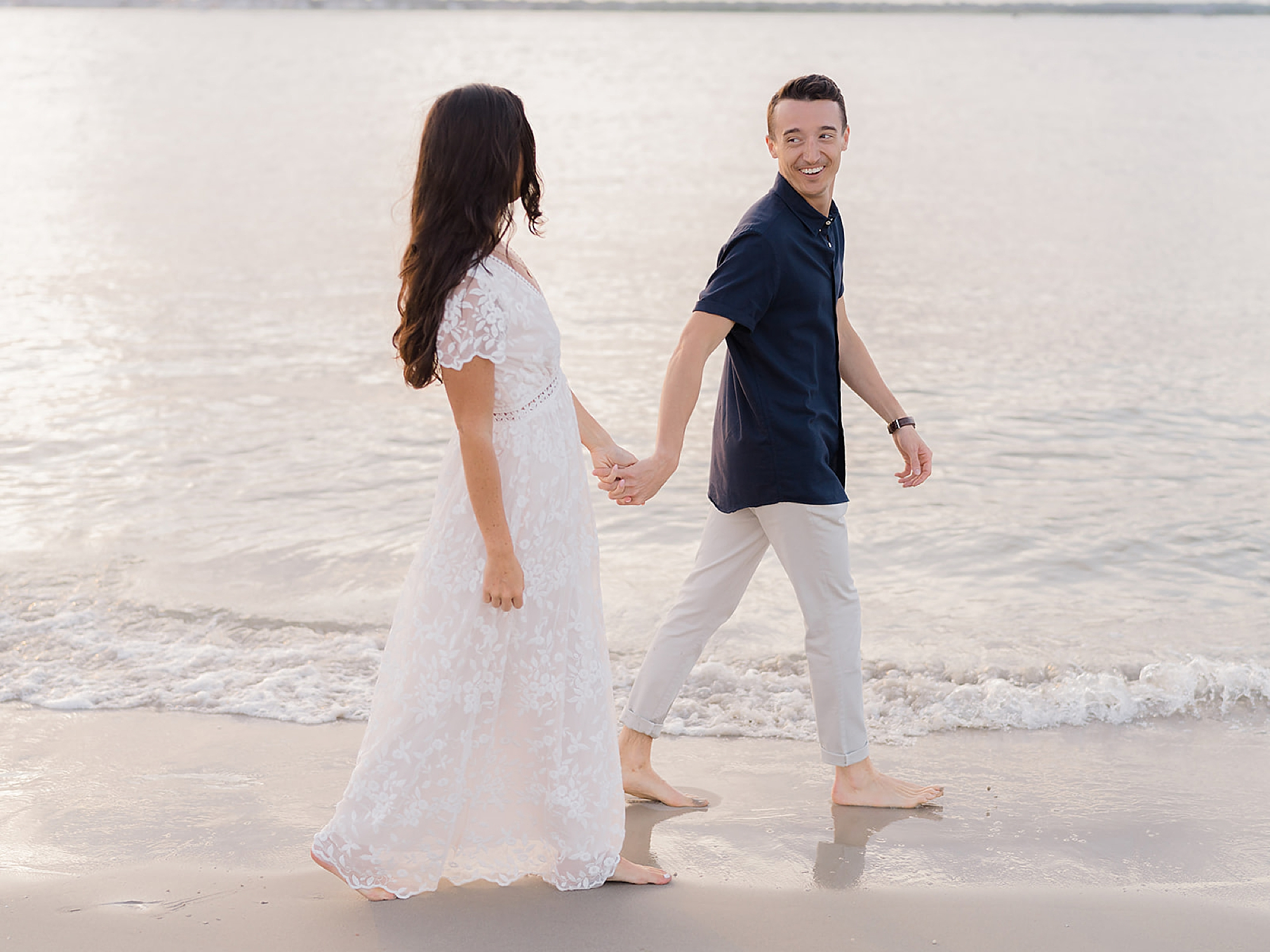 Ocean City New Jersey Engagement Photography by Magdalena Studios 0010