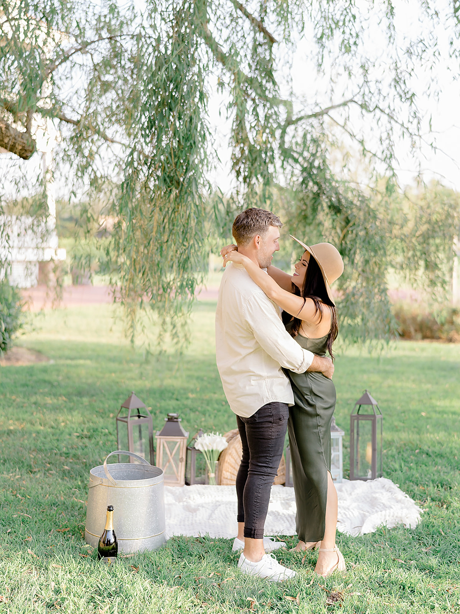 Cape May Winery Engagement Photography by Magdalena Studios 0007