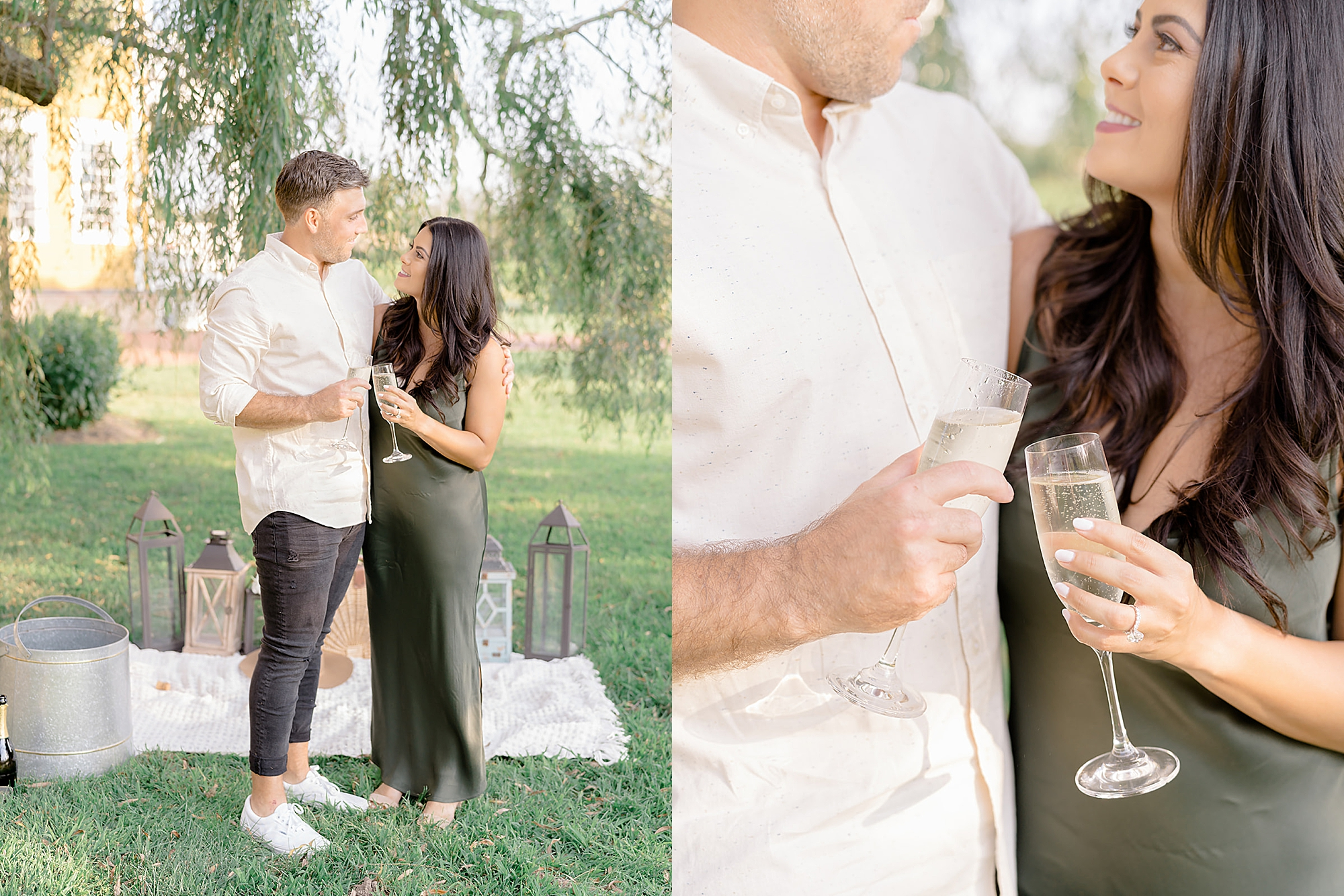 Cape May Winery Engagement Photography by Magdalena Studios 0010