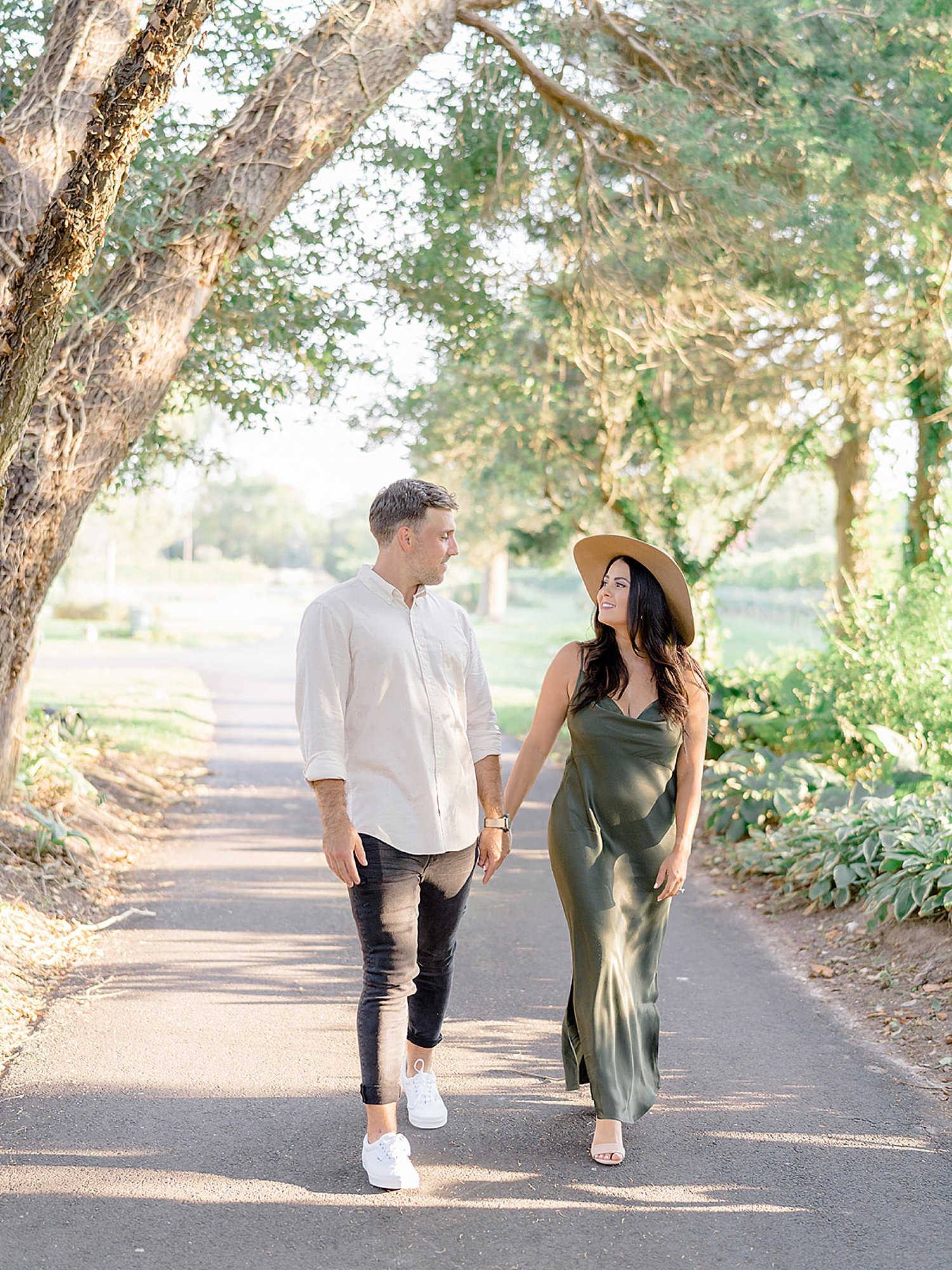 Cape May Winery Engagement Photography by Magdalena Studios 0011