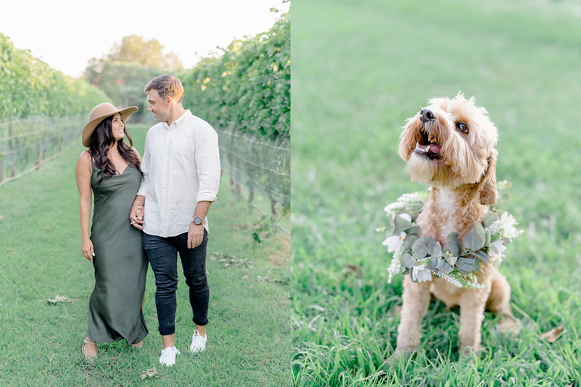Cape May Winery Engagement Photography by Magdalena Studios 0016