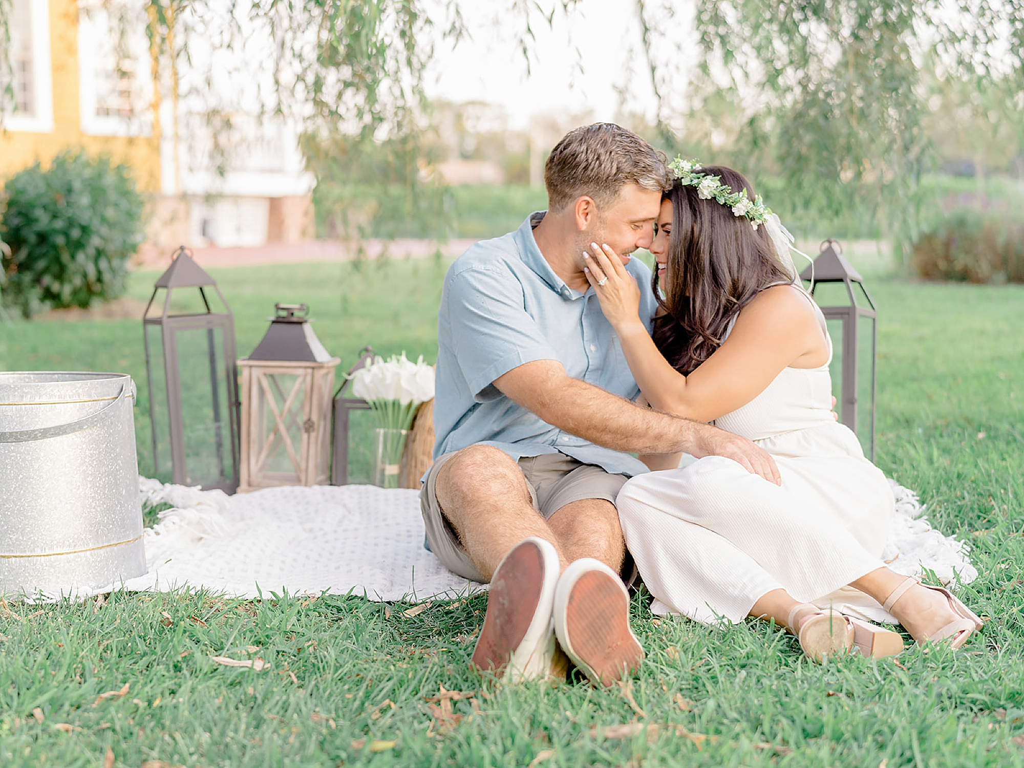 Cape May Winery Engagement Photography by Magdalena Studios 0024
