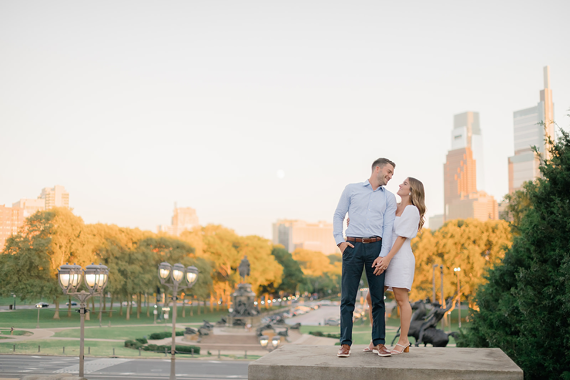 Philadelphia PA Engagement Photography by Magdalena Studios 0011
