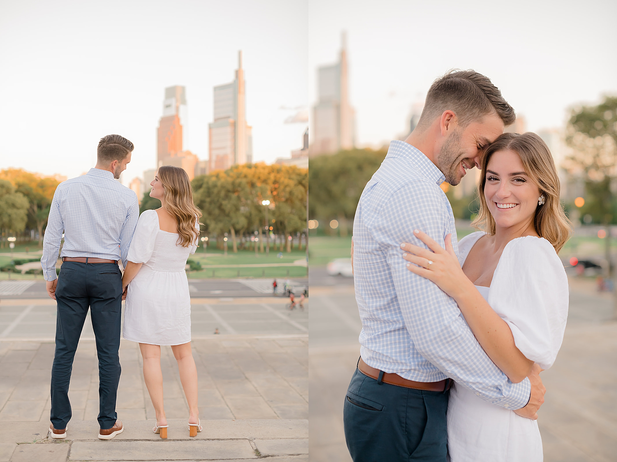 Philadelphia PA Engagement Photography by Magdalena Studios 0012