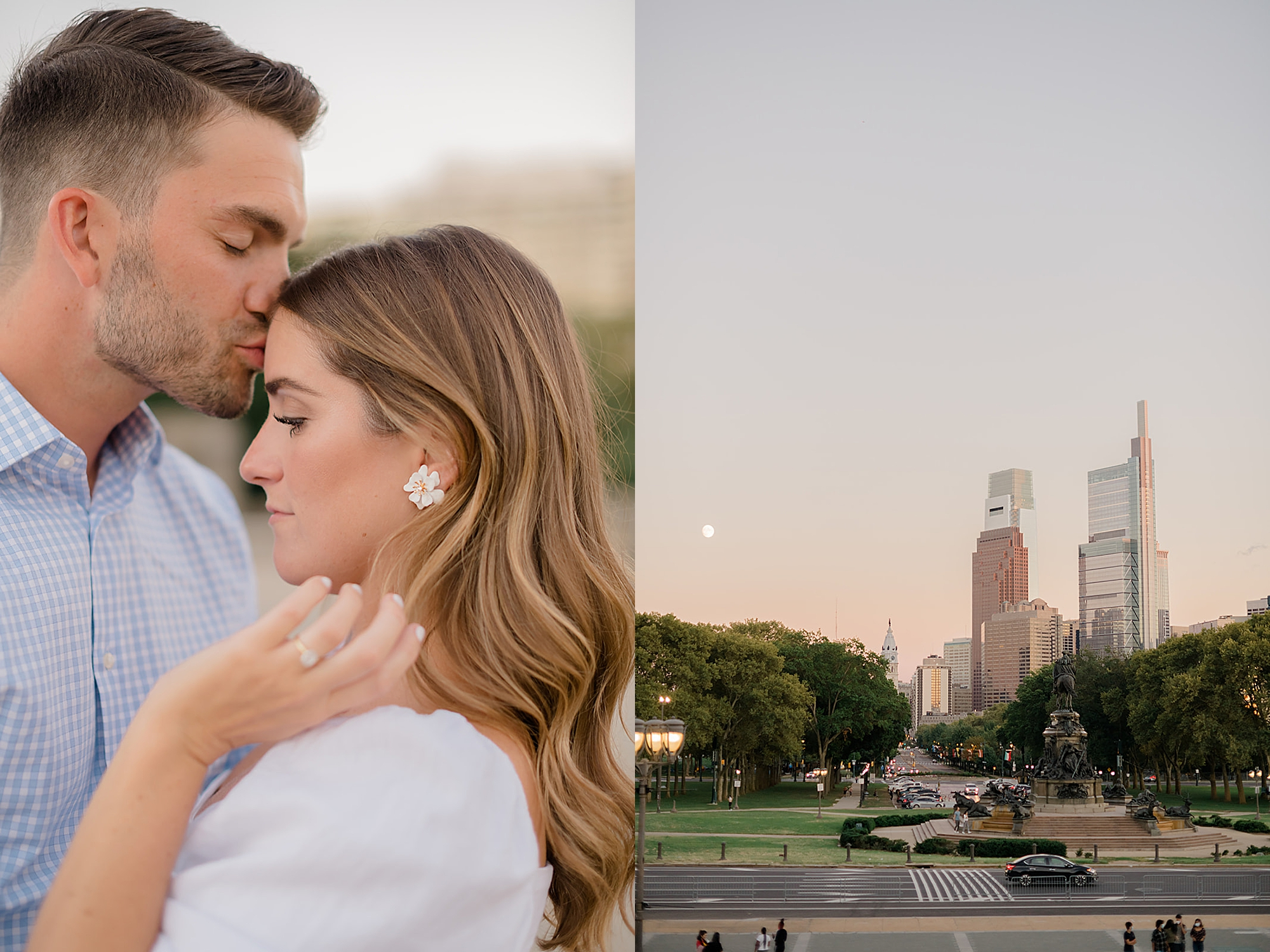 Philadelphia PA Engagement Photography by Magdalena Studios 0015