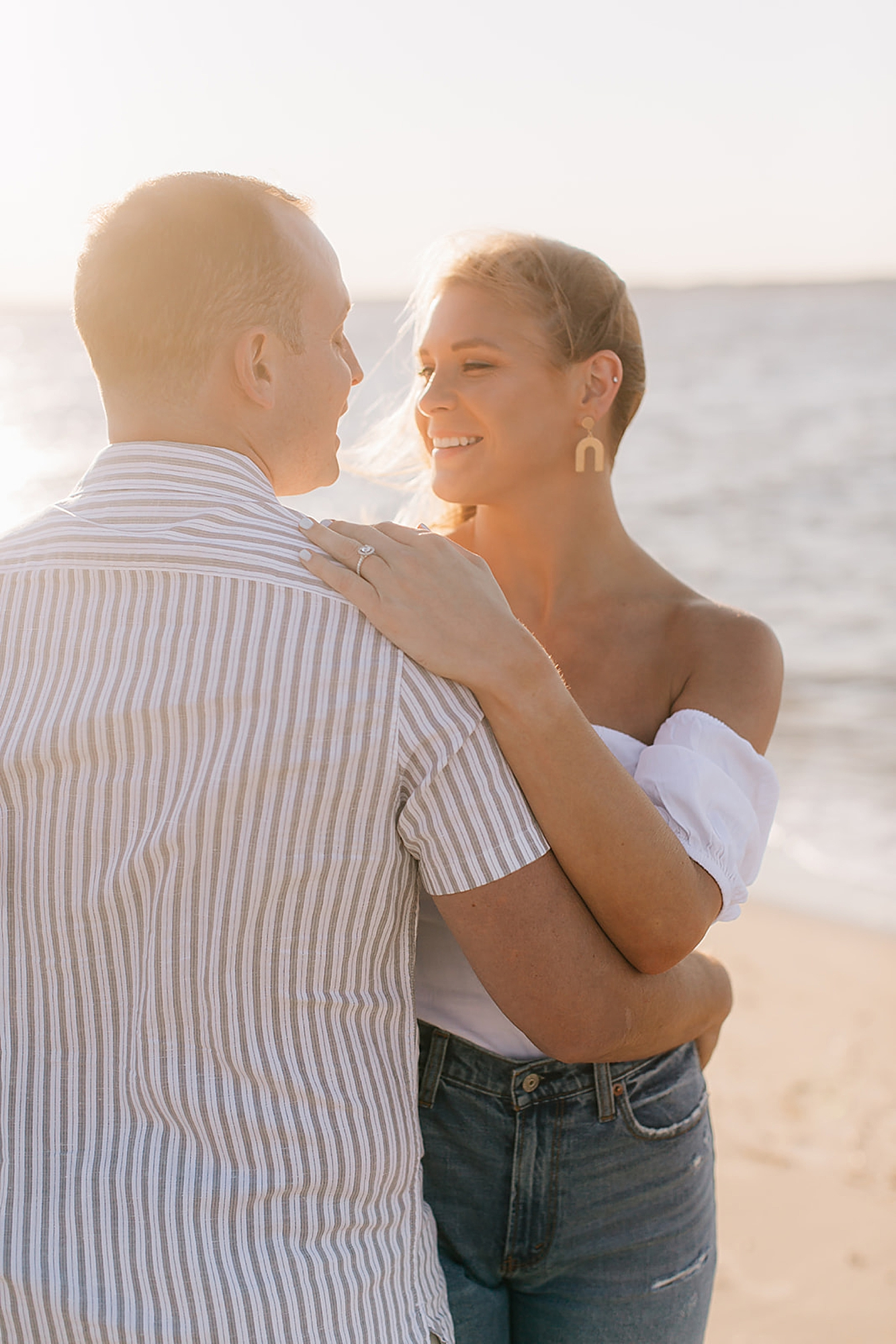 Ocean City Engagement Photography by Magdalena Studios 0006