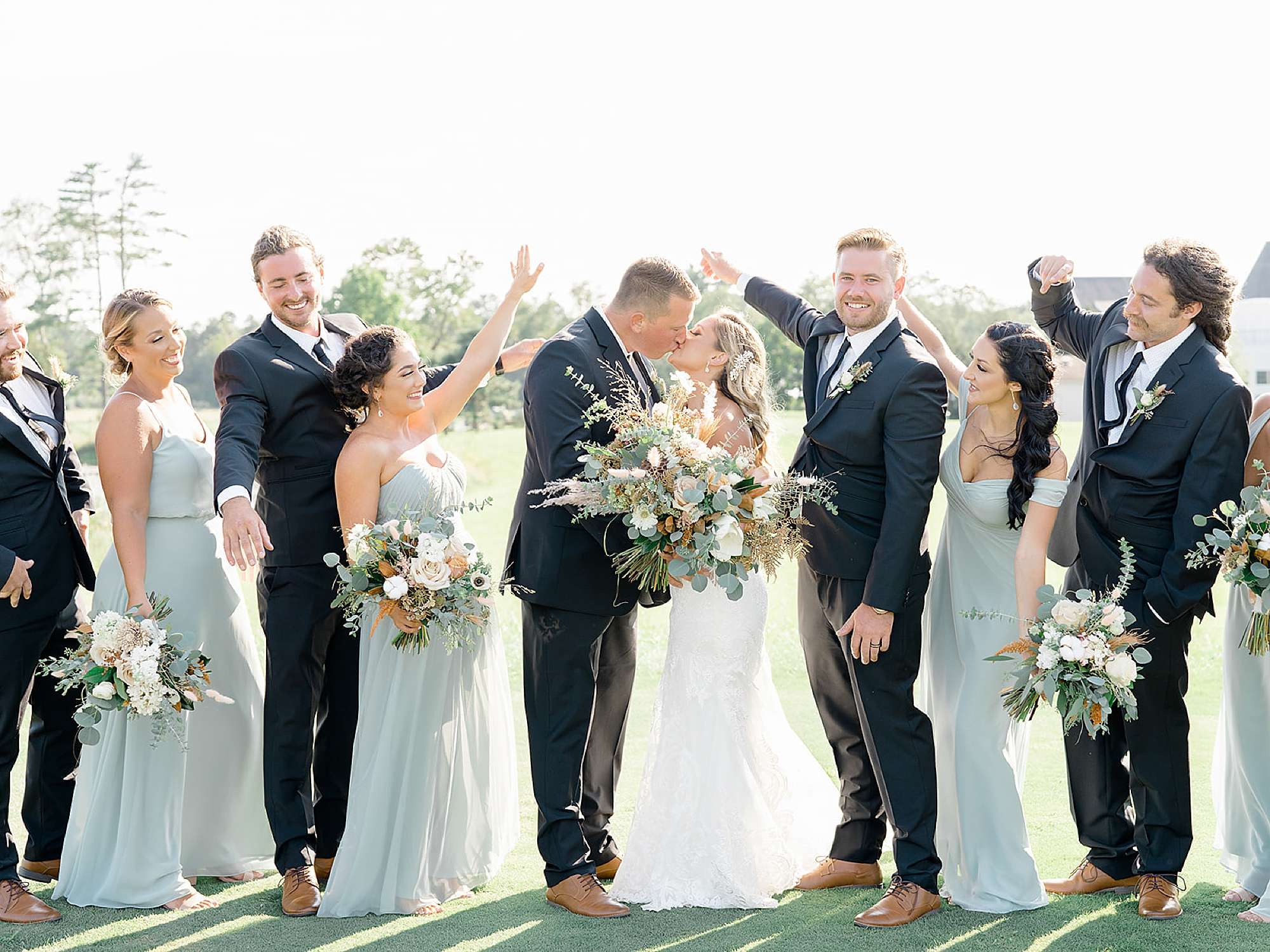 Renault Winery Wedding Photography by Magdalena Studios 0033