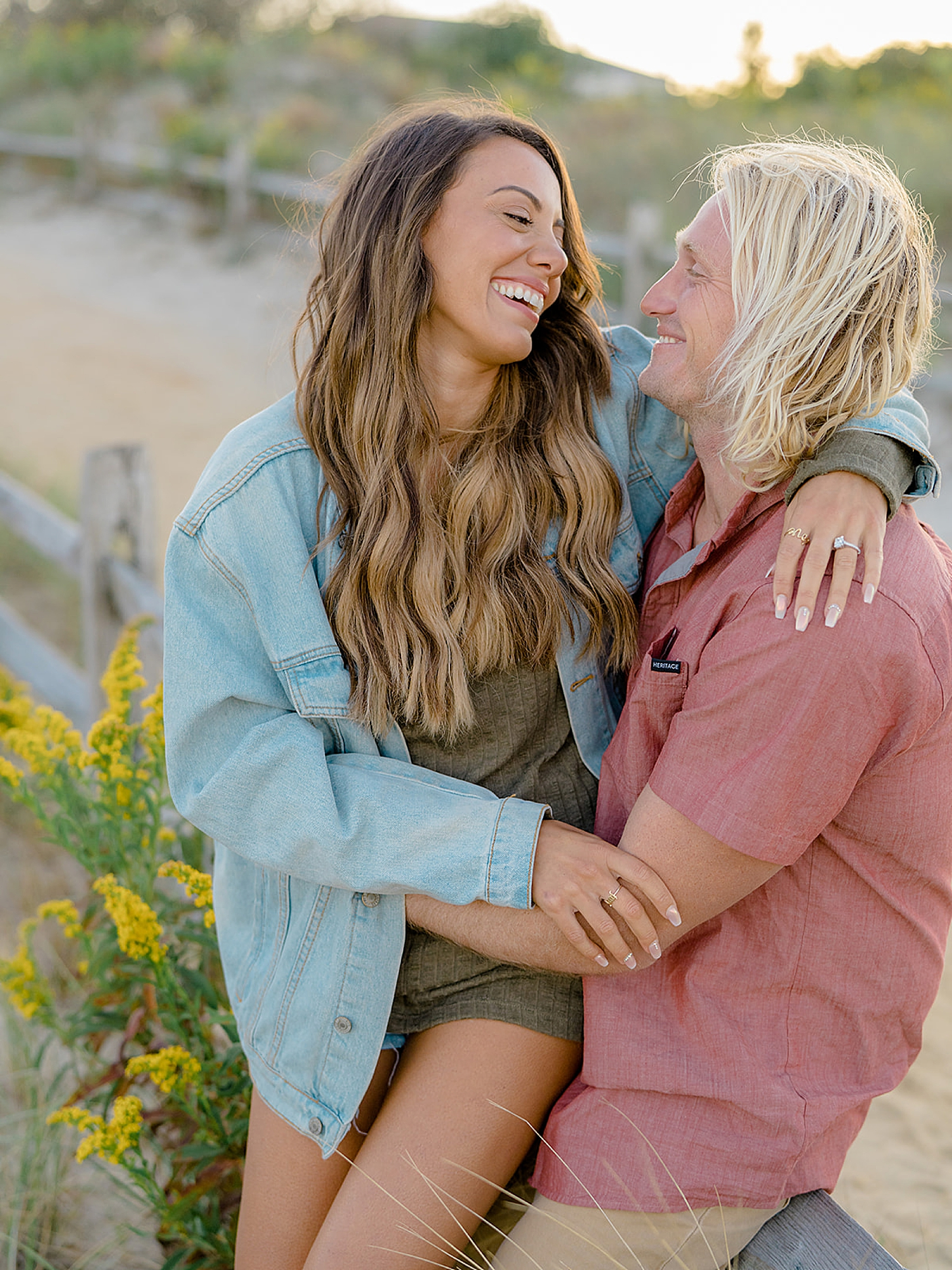 Ocean City Engagement Photography by Magdalena Studios 0011
