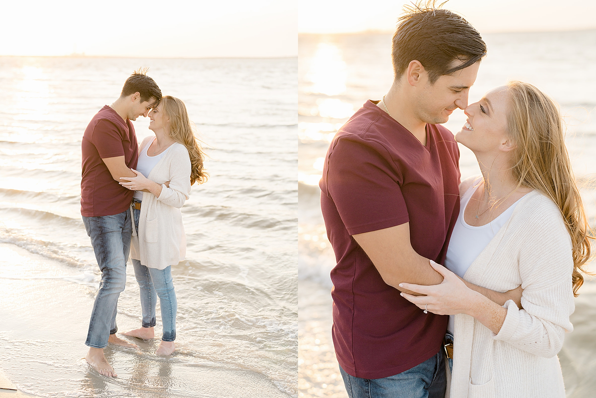Ocean City NJ Engagement Photography by Magdalena Studios 0023