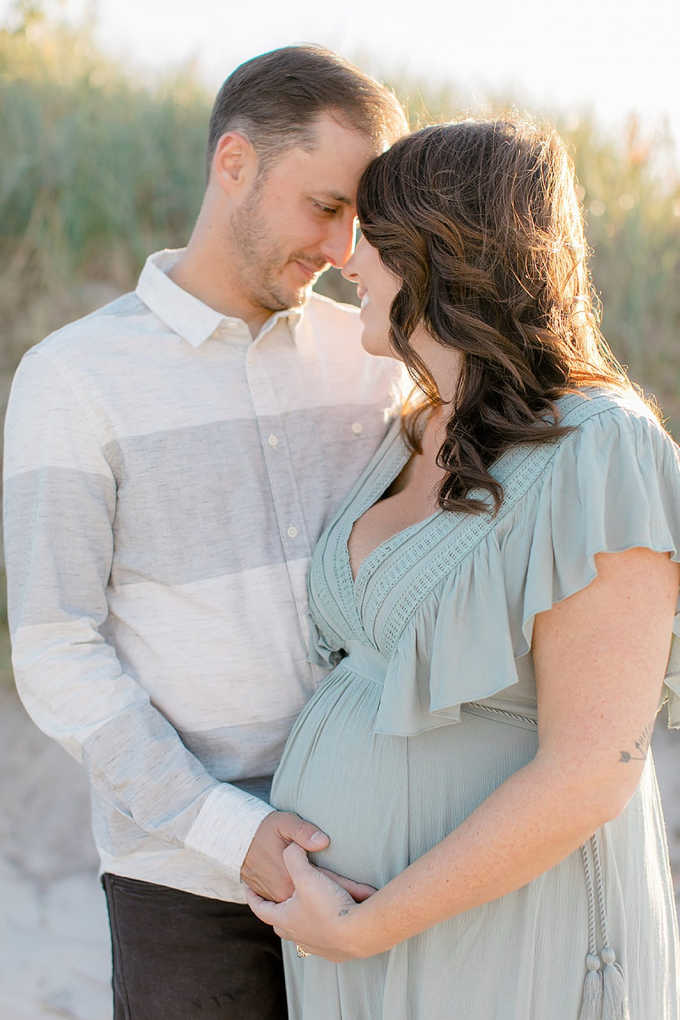 Ocean City NJ Maternity Portrait Photography by Magdalena Studios 0003 scaled