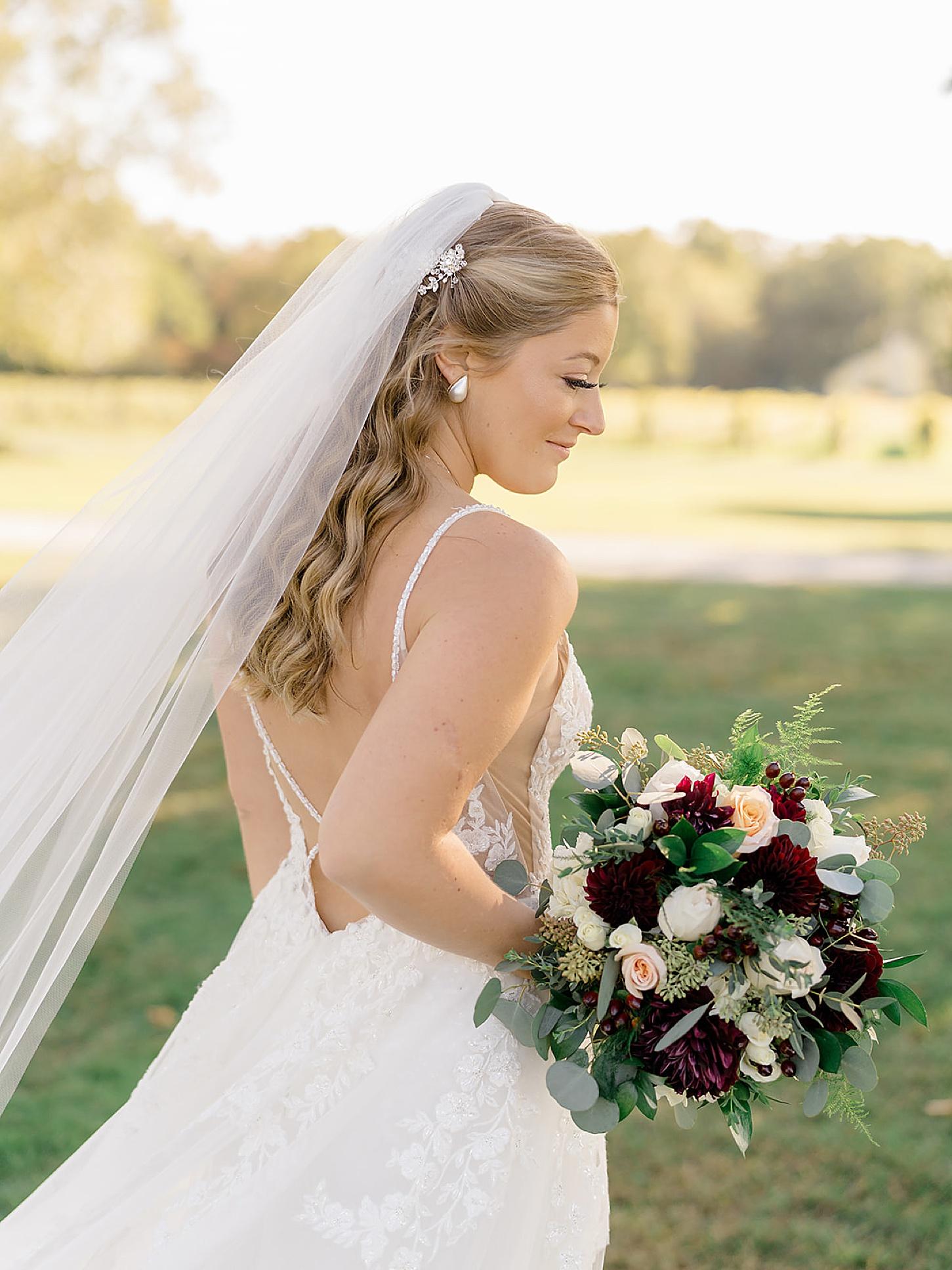 Valenzano Winery Vitners Pavillion Wedding Photography by Magdalena Studios 0005