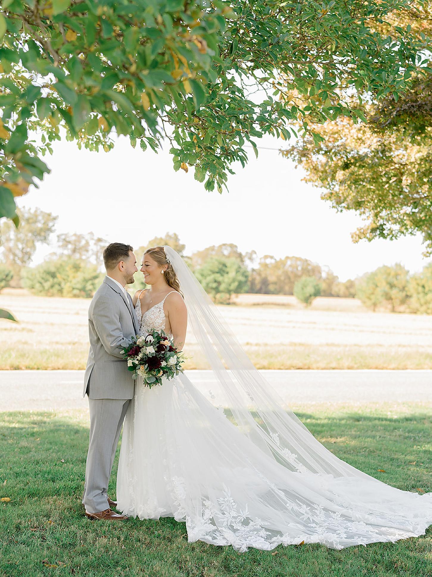 Valenzano Winery Vitners Pavillion Wedding Photography by Magdalena Studios 0007