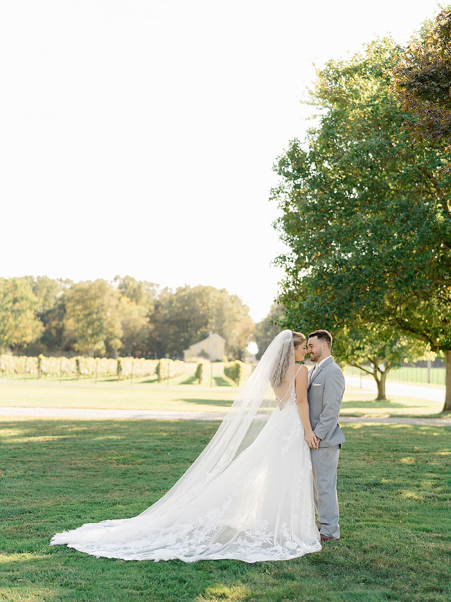 Valenzano Winery Vitners Pavillion Wedding Photography by Magdalena Studios 0027