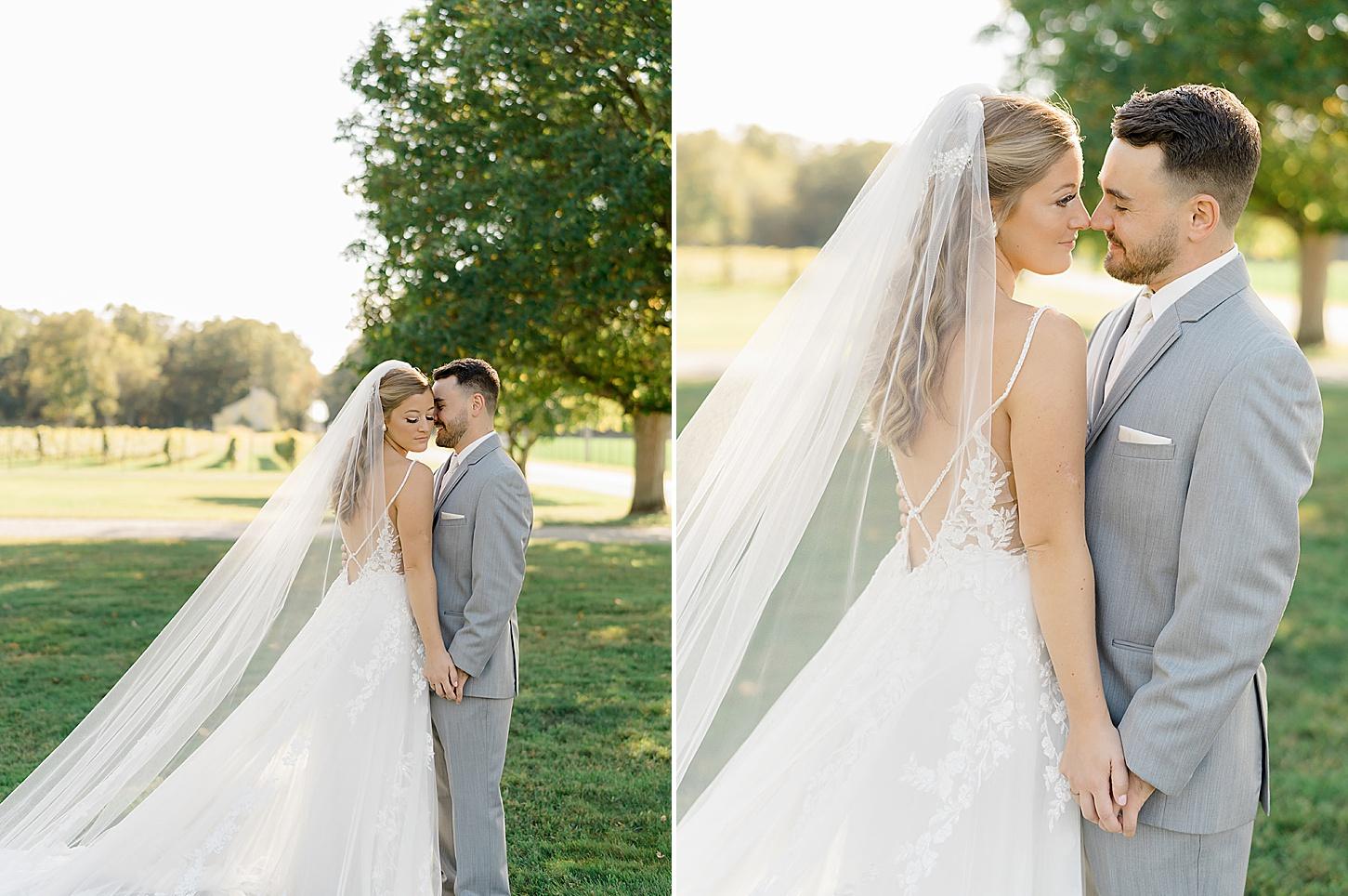 Valenzano Winery Vitners Pavillion Wedding Photography by Magdalena Studios 0029