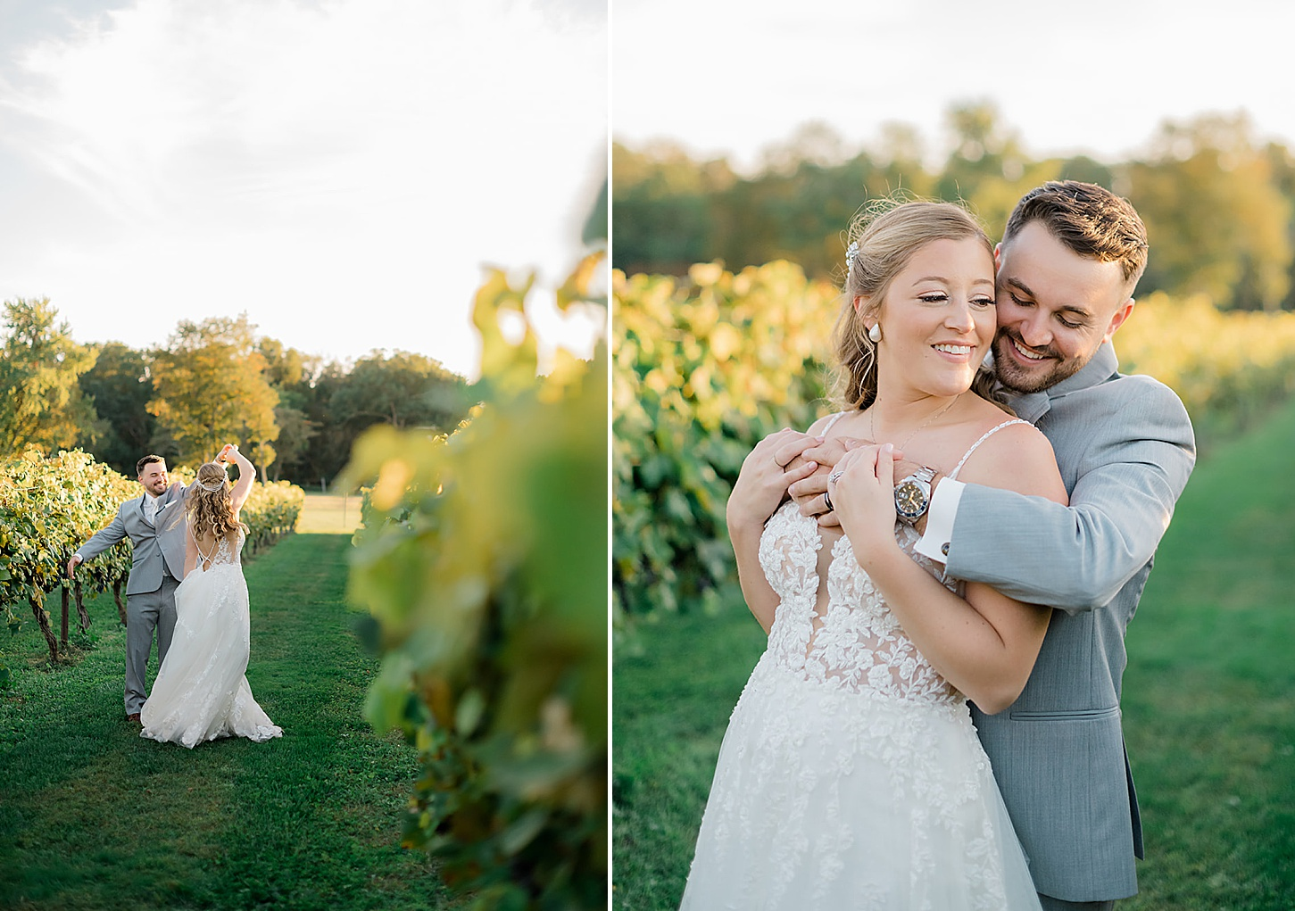 Valenzano Winery Vitners Pavillion Wedding Photography by Magdalena Studios 0033