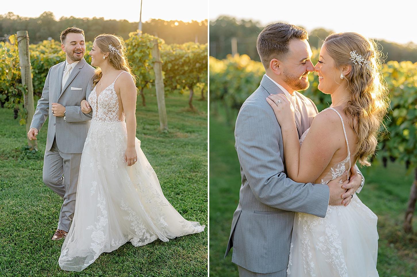 Valenzano Winery Vitners Pavillion Wedding Photography by Magdalena Studios 0035