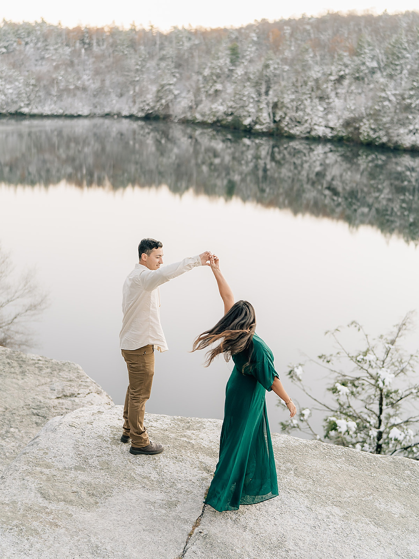 Vermont Destination Engagement Photography by Magdalena Studios 0018