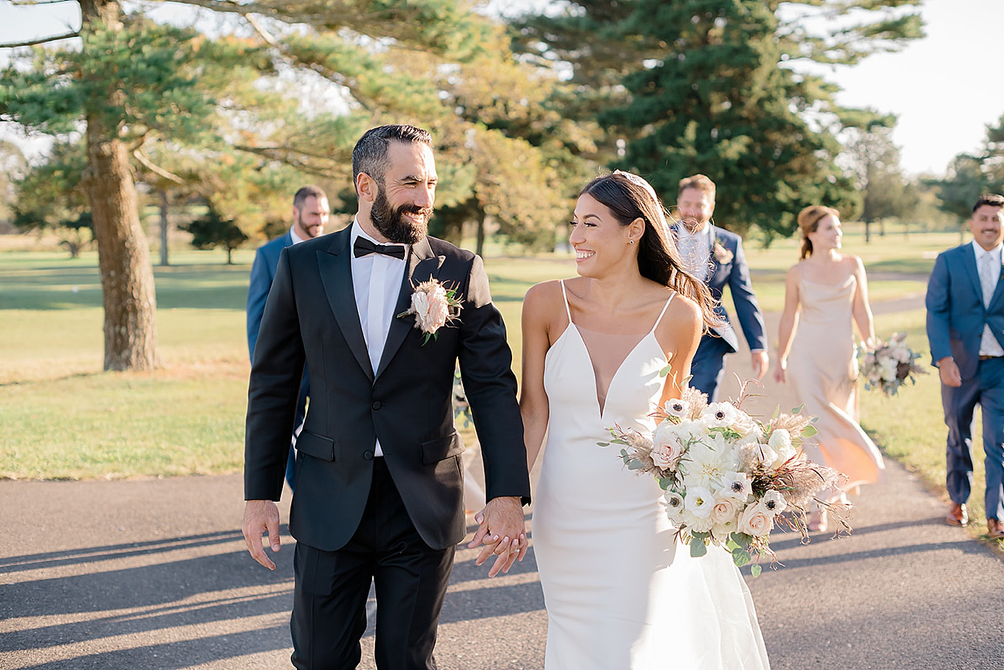 Linwood Country Club Wedding Photography by Magdalena Studios 0015