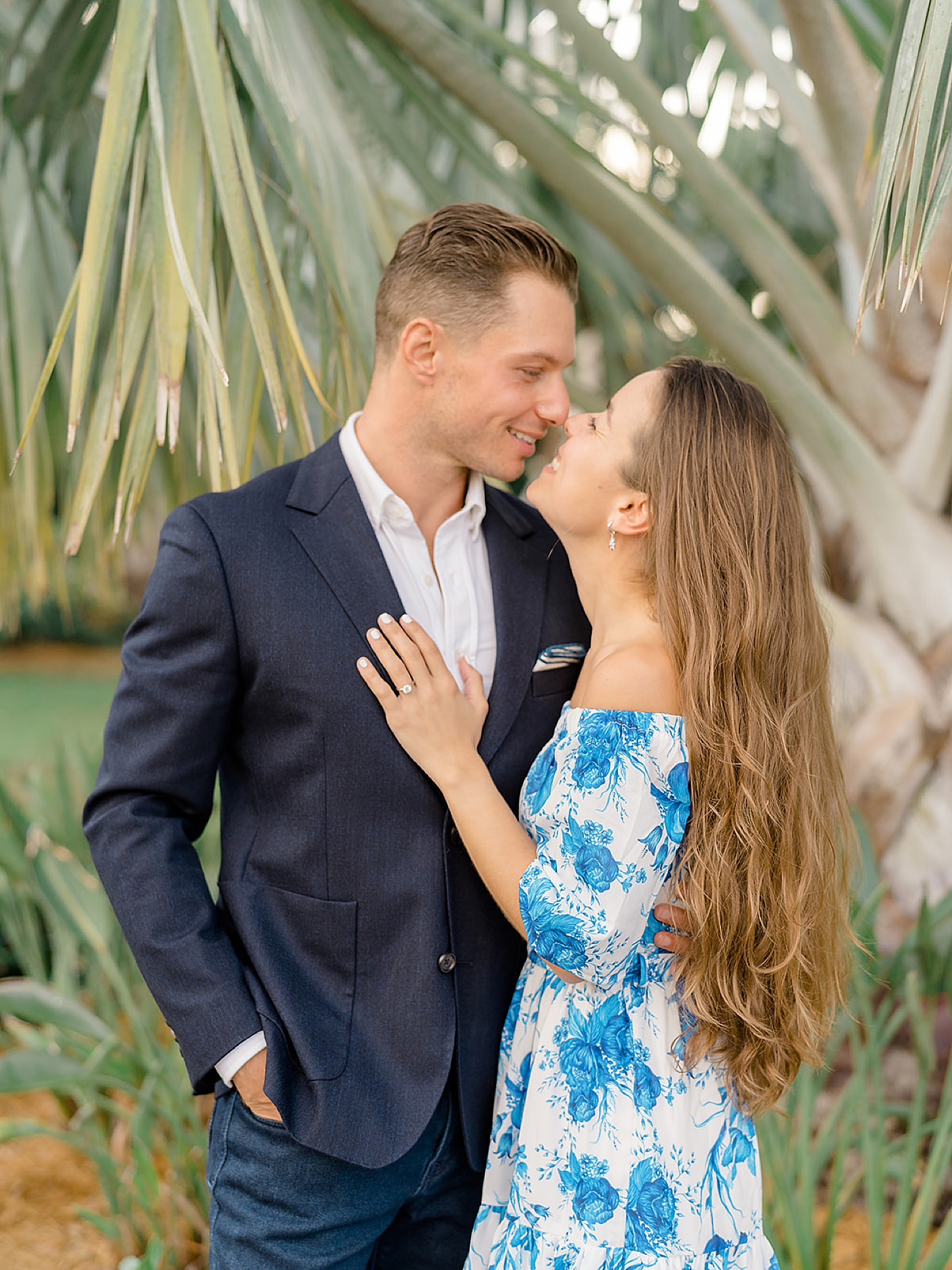 Palm Beach Florida Engagement Photography by Magdalena Studios Lyn and Paul 0014