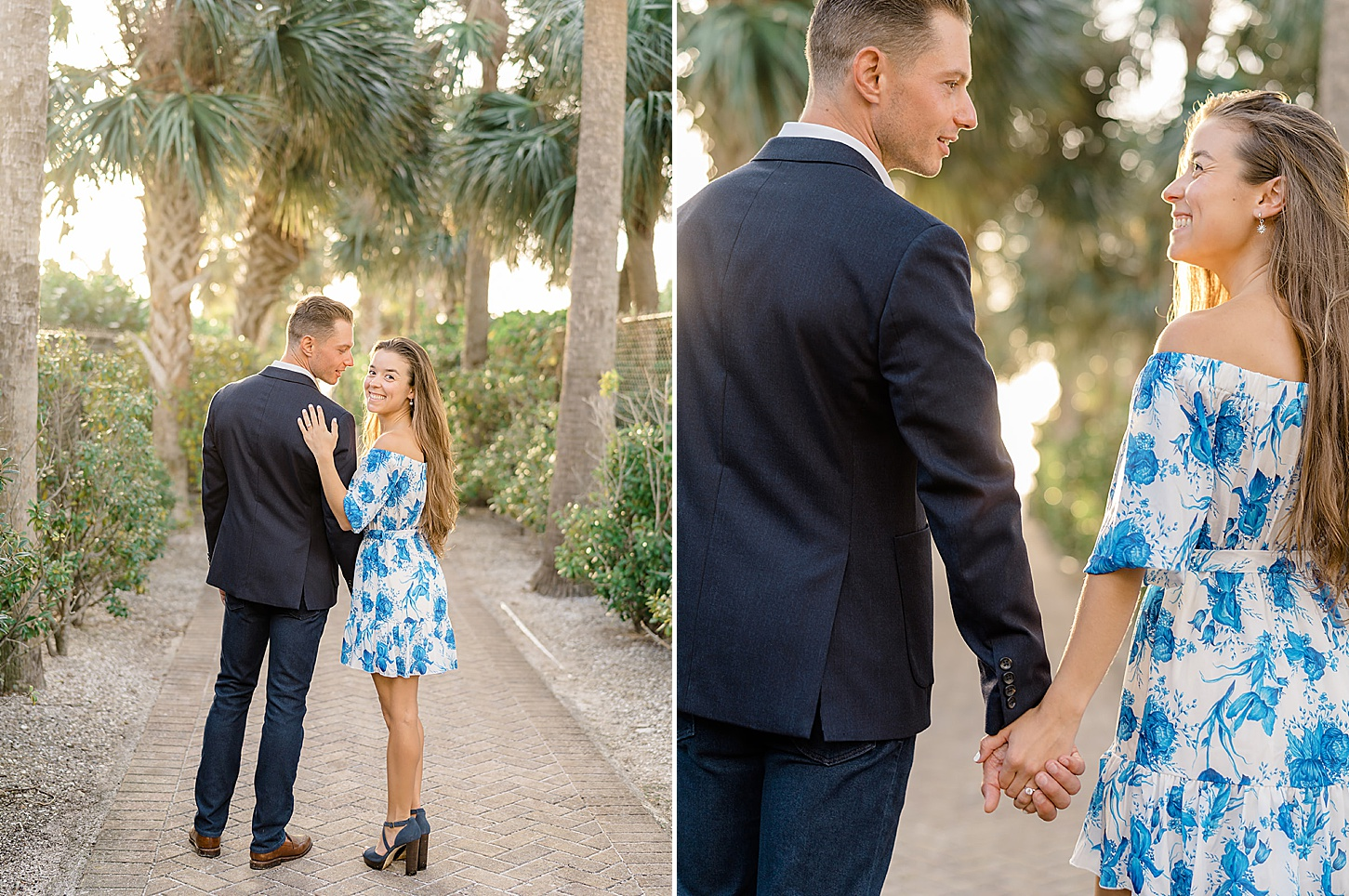 Palm Beach Florida Engagement Photography by Magdalena Studios Lyn and Paul 0017