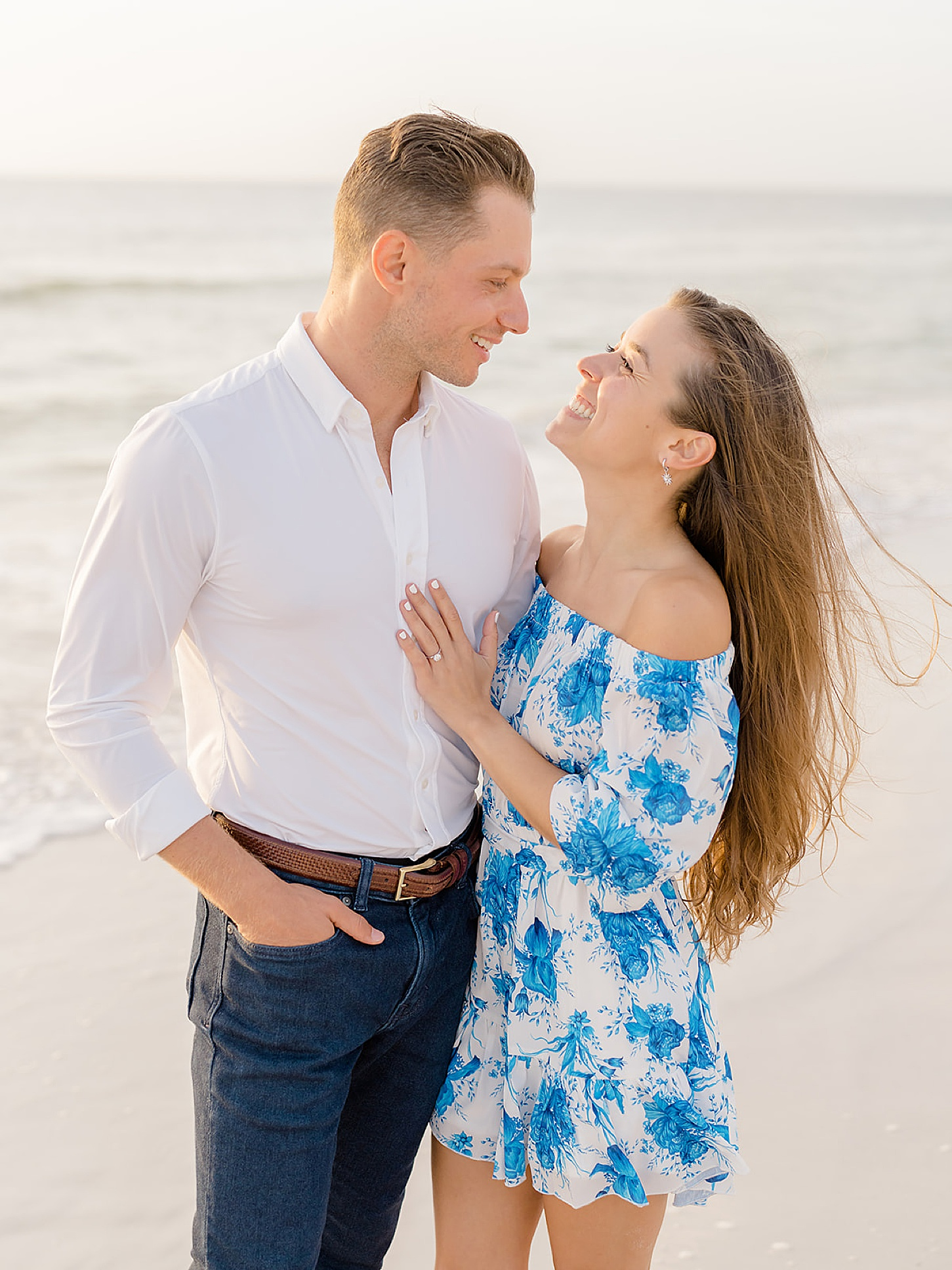 Palm Beach Florida Engagement Photography by Magdalena Studios Lyn and Paul 0021