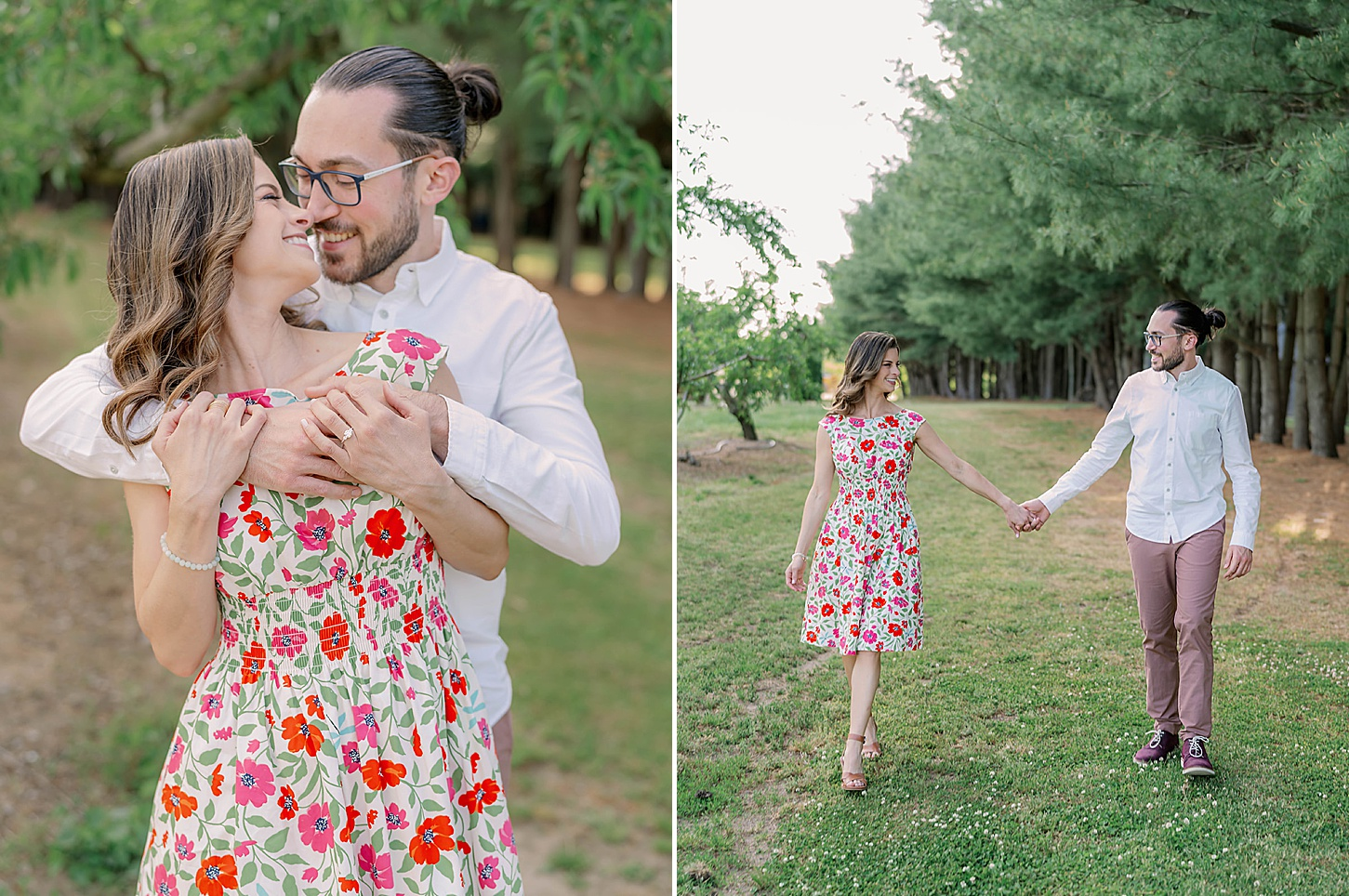 Bast Brothers Garden Center Mullica Hill NJ Engagement Photography by Magdalena Studios 0002