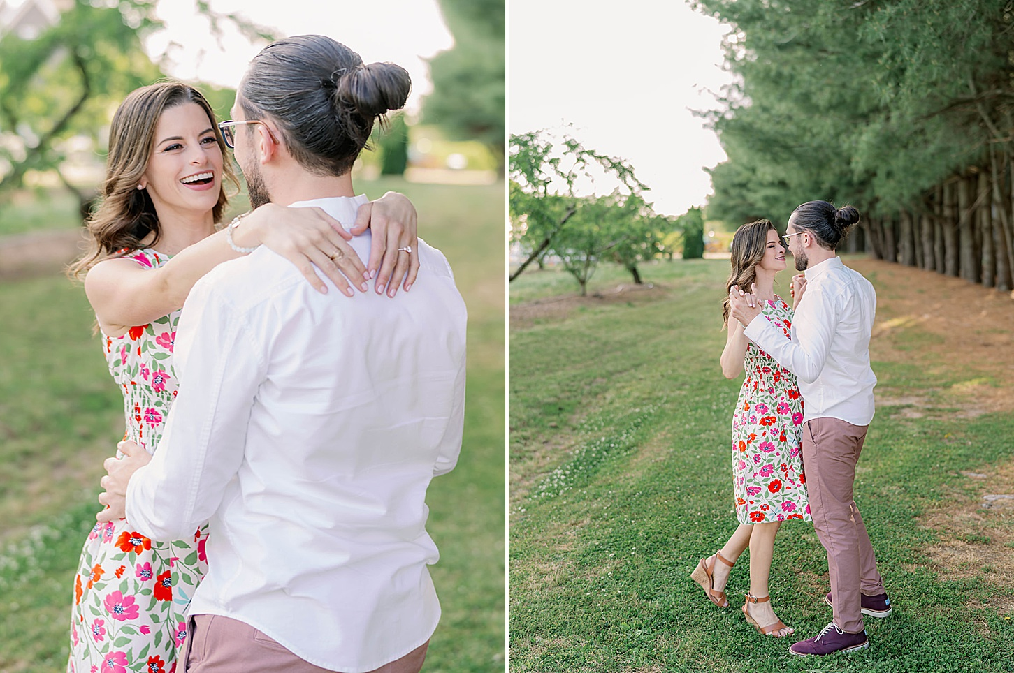 Bast Brothers Garden Center Mullica Hill NJ Engagement Photography by Magdalena Studios 0004