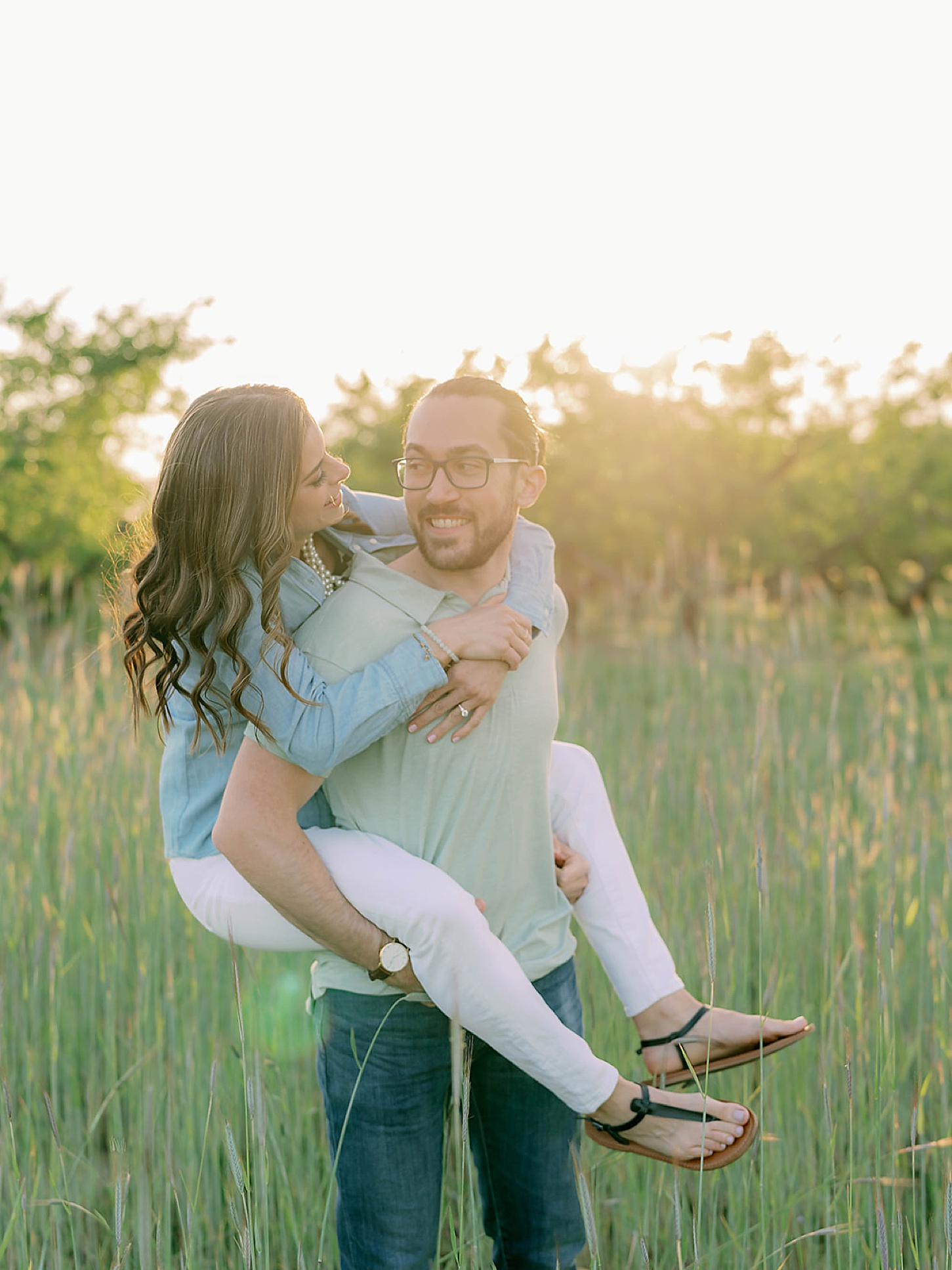 Bast Brothers Garden Center Mullica Hill NJ Engagement Photography by Magdalena Studios 0024