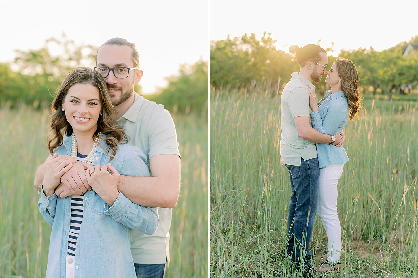 Bast Brothers Garden Center Mullica Hill NJ Engagement Photography by Magdalena Studios 0030
