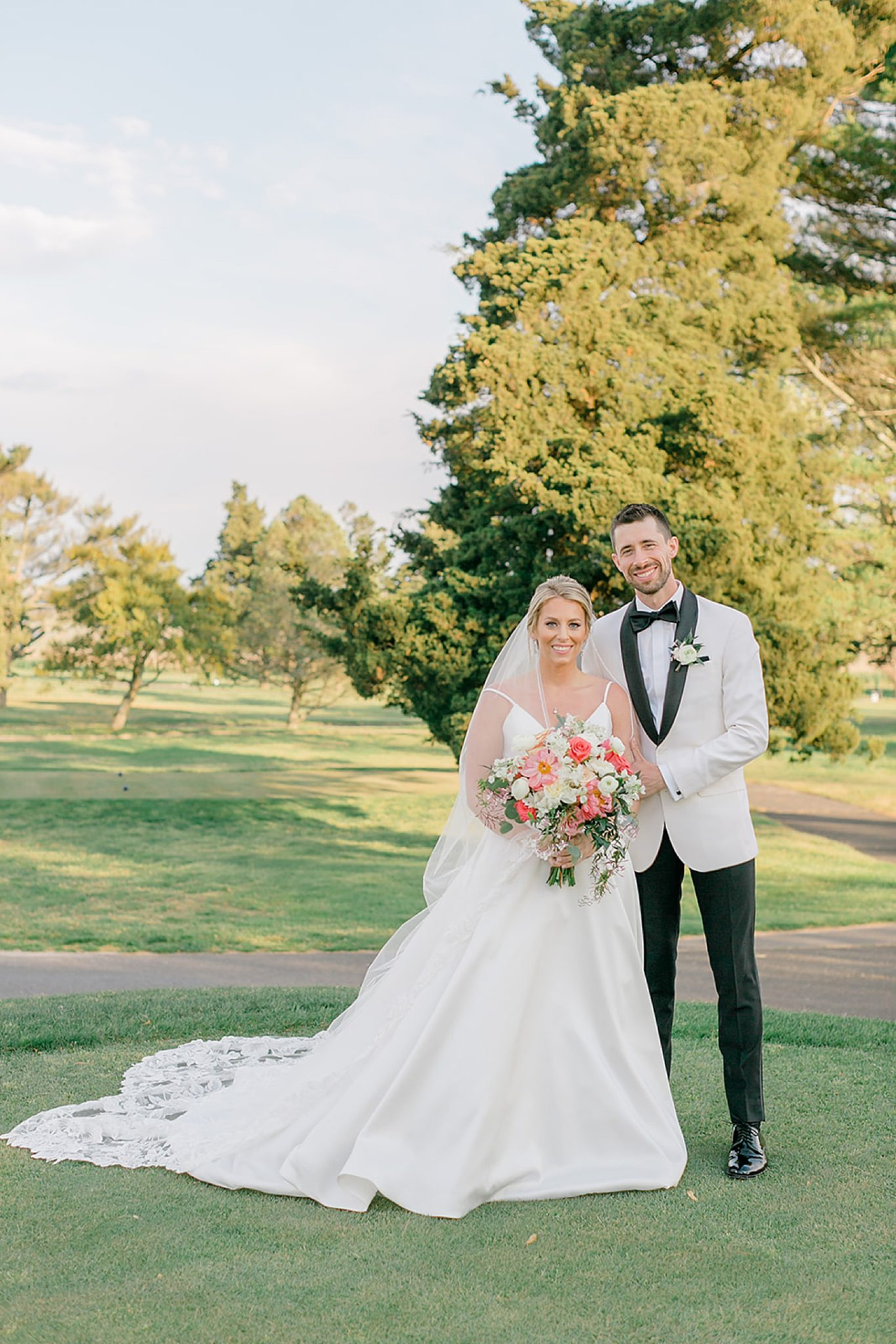 Linwood Country Club Summer Wedding Photography Studio by Magdalena Studios Jenn Kyle 0035 scaled