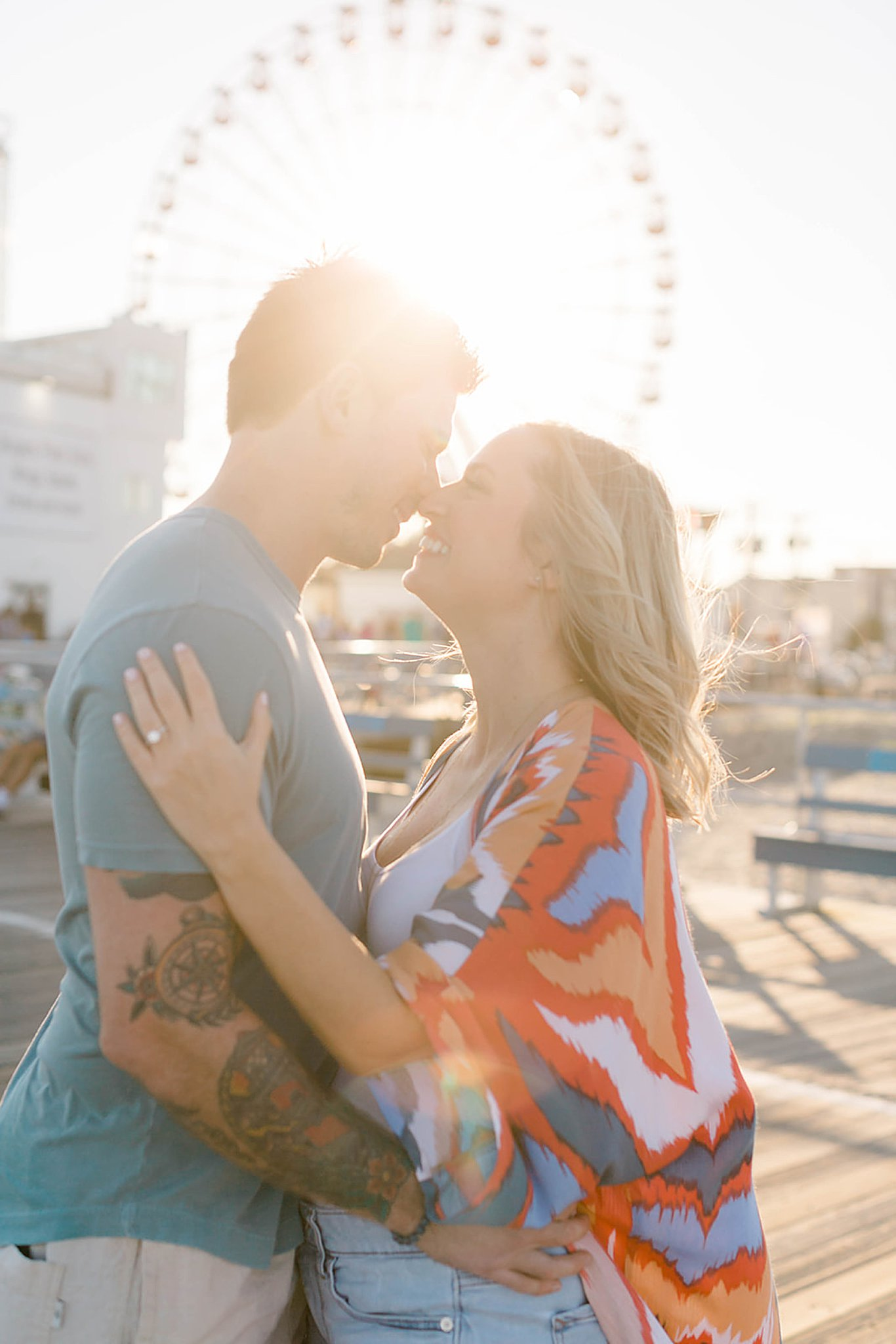 Ocean City NJ Engagement Session Photography by Magdalena Studios MaggieBrian 0008