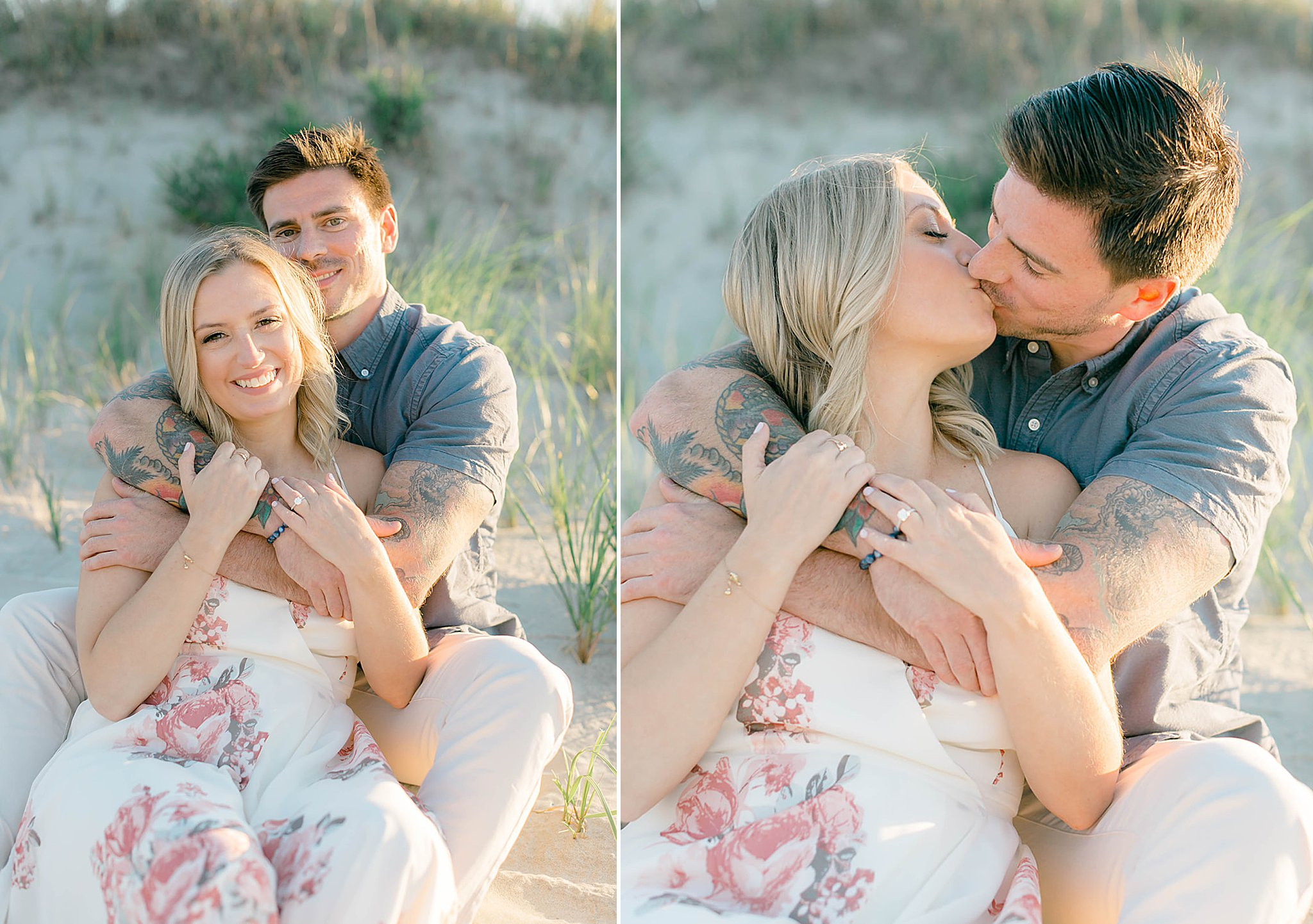 Ocean City NJ Engagement Session Photography by Magdalena Studios MaggieBrian 0012