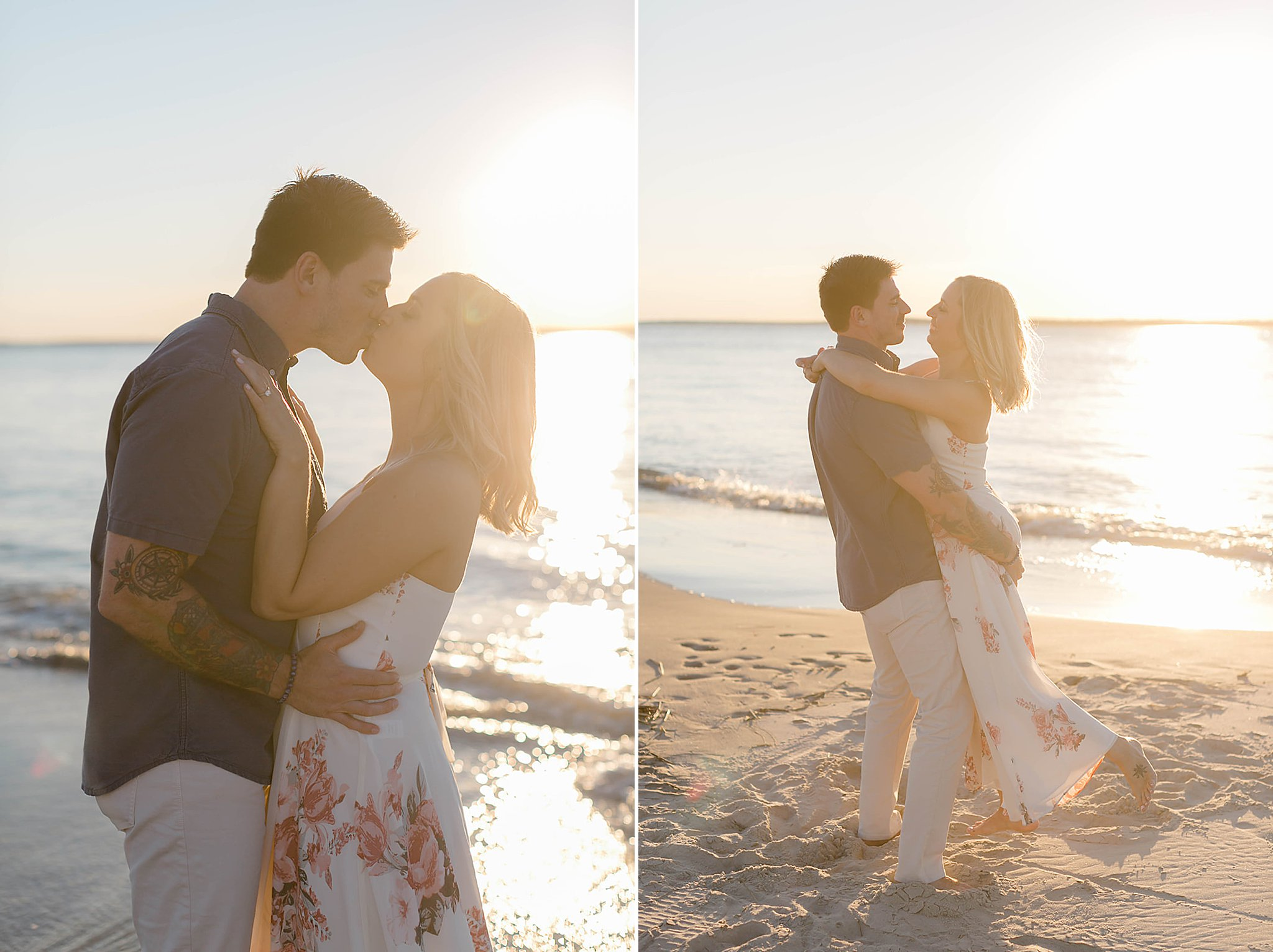 Ocean City NJ Engagement Session Photography by Magdalena Studios MaggieBrian 0020