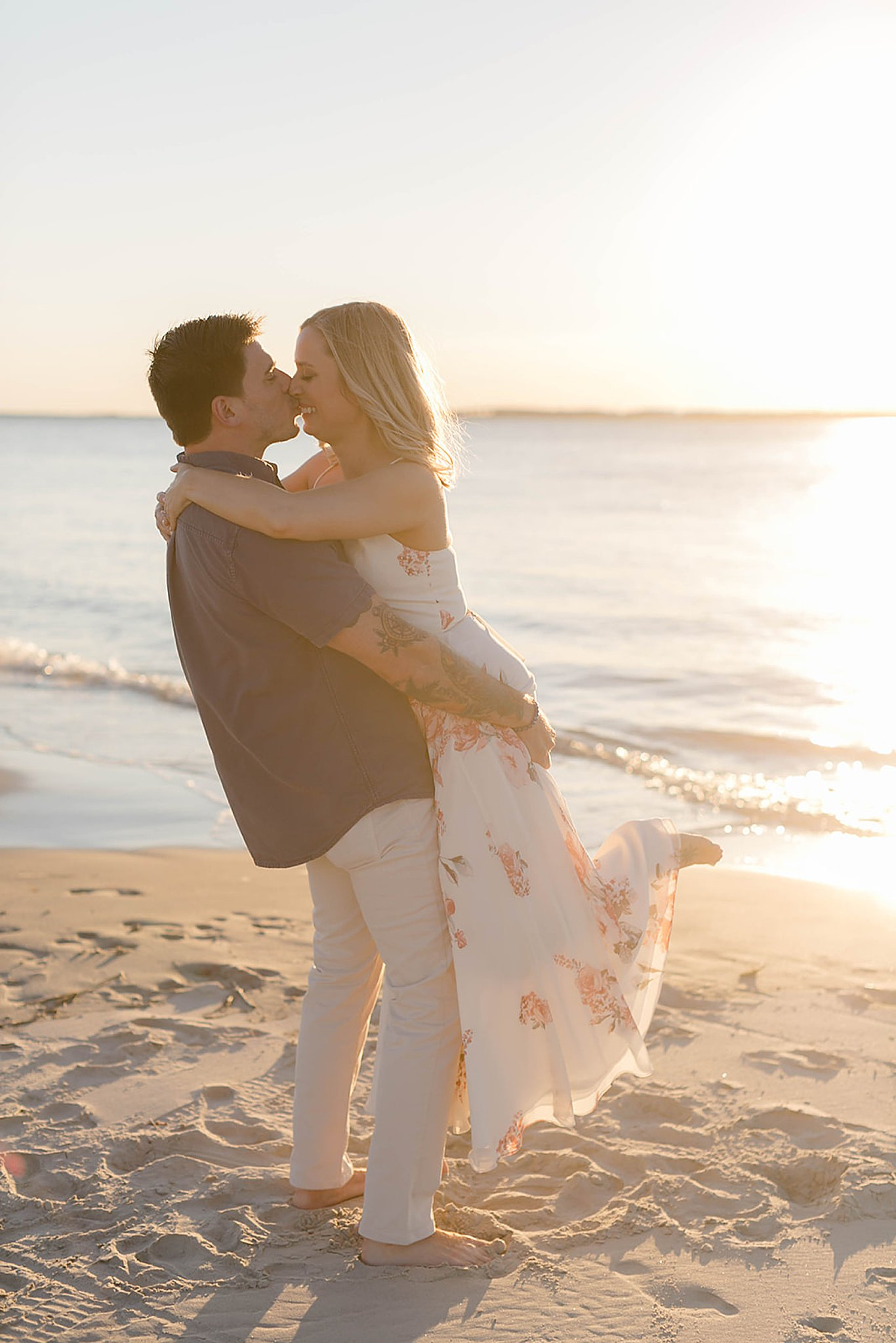 Ocean City NJ Engagement Session Photography by Magdalena Studios MaggieBrian 0021