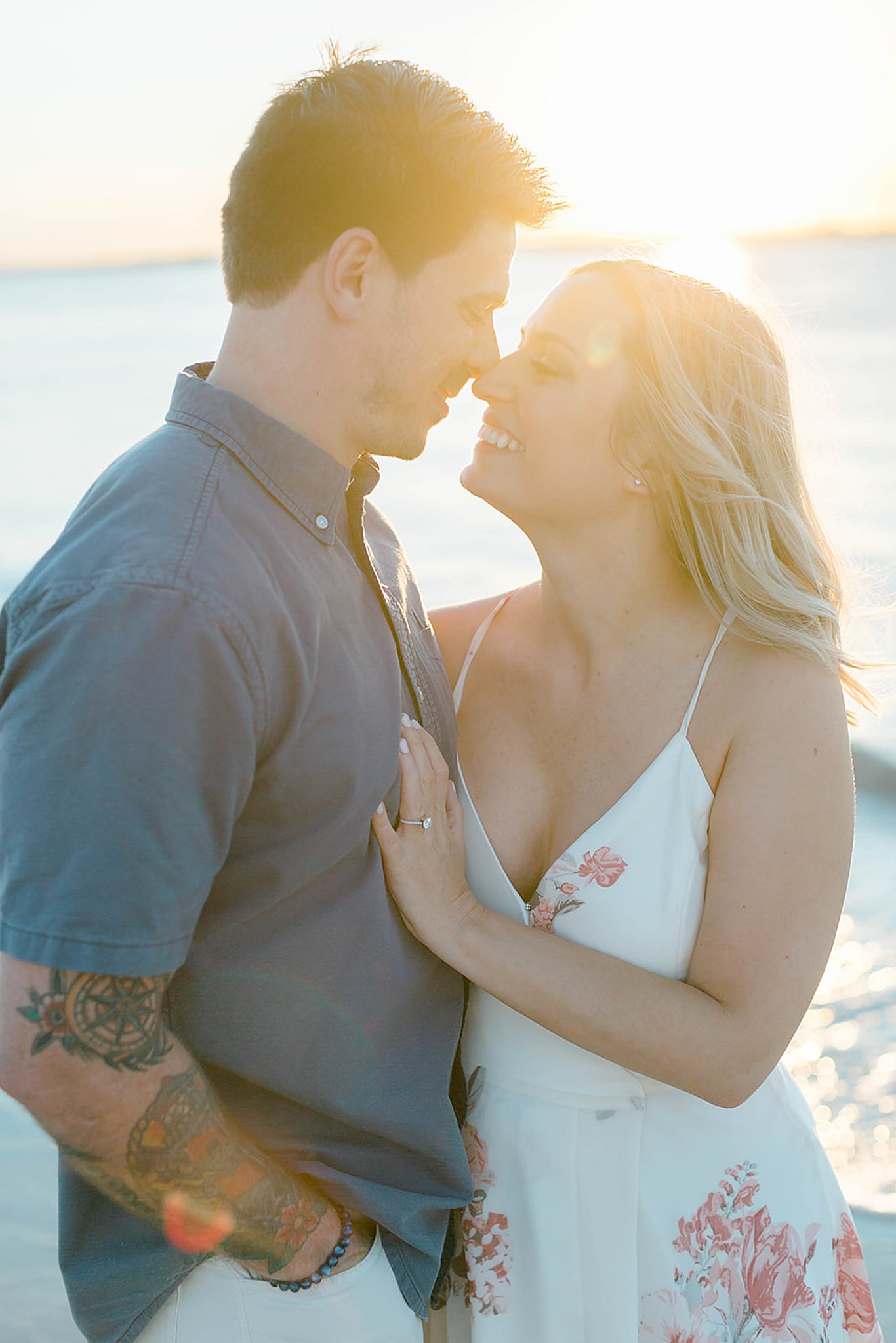 Ocean City NJ Engagement Session Photography by Magdalena Studios MaggieBrian 0033